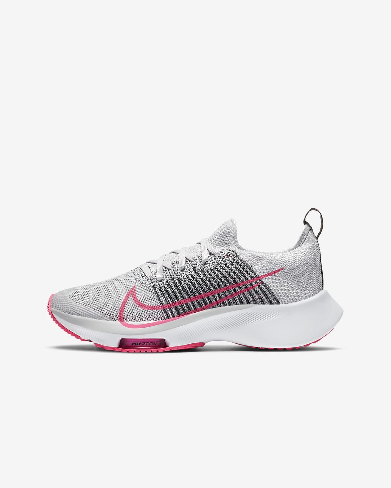 Nike Air Zoom Tempo FK-løbesko til store børn