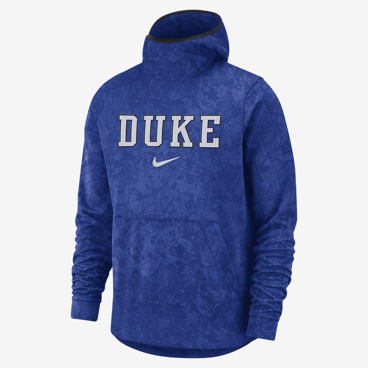 Nike College Dri-FIT Spotlight (Duke) Men's Pullover Basketball Hoodie