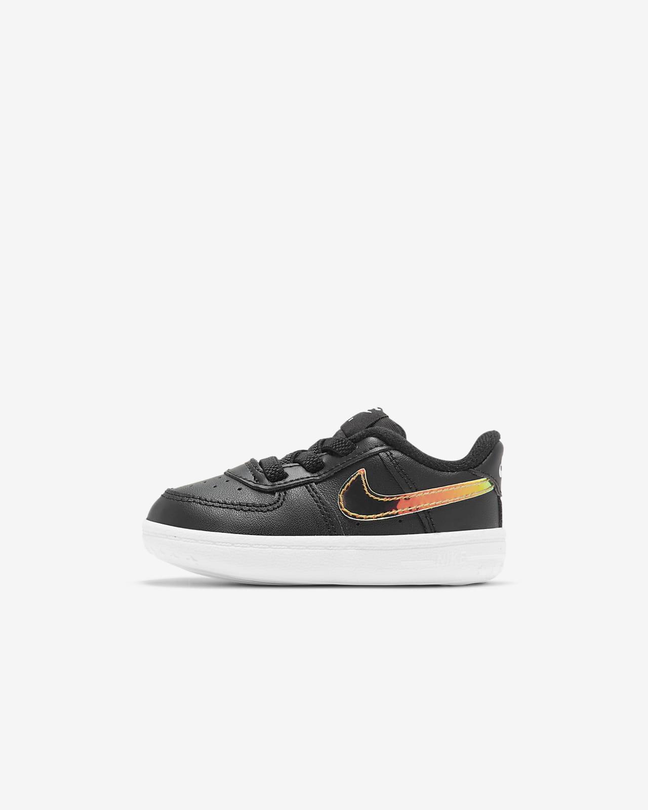 Kojenecké vysoké botičky Nike Force1