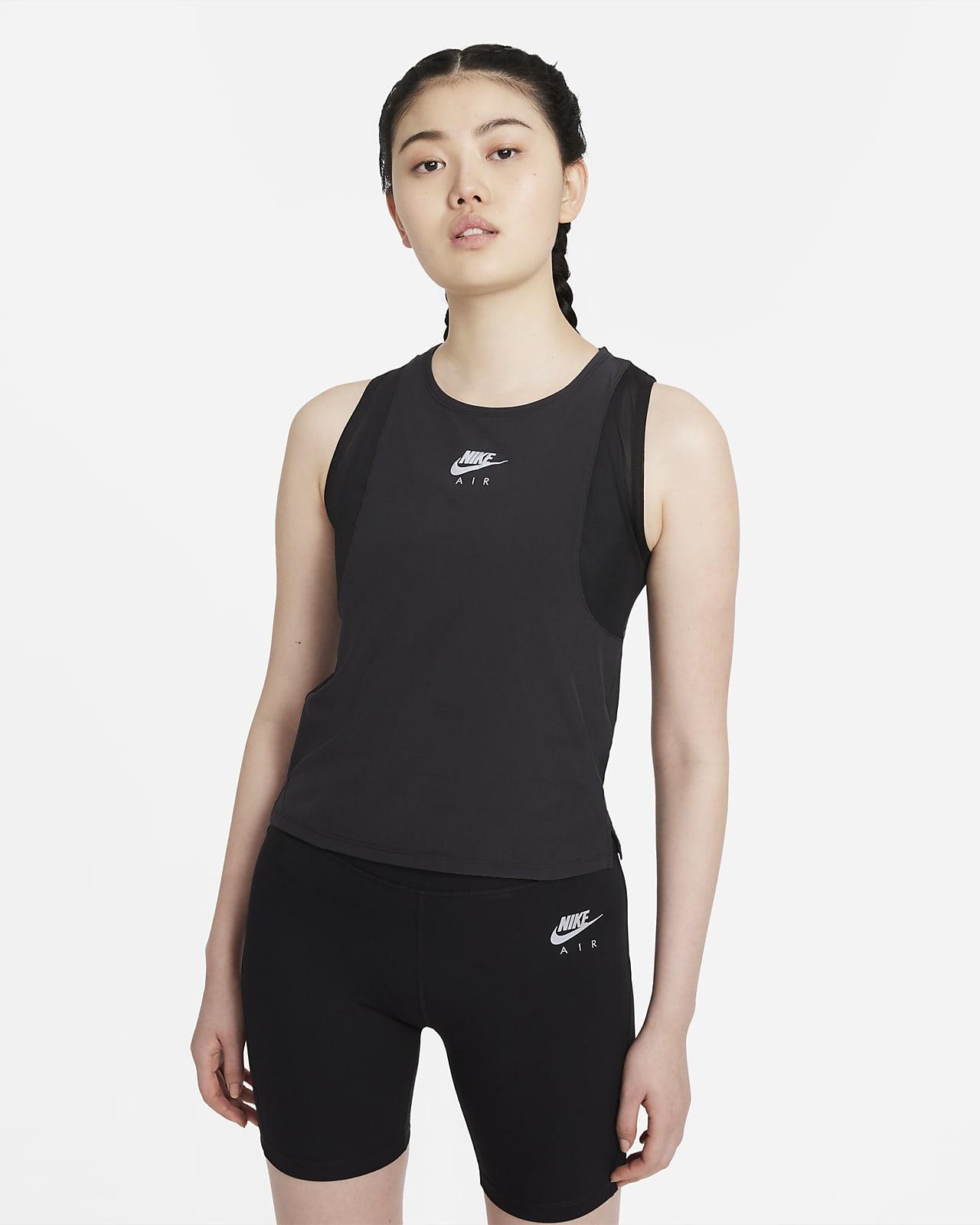เสื้อกล้ามวิ่งผู้หญิง Nike Air