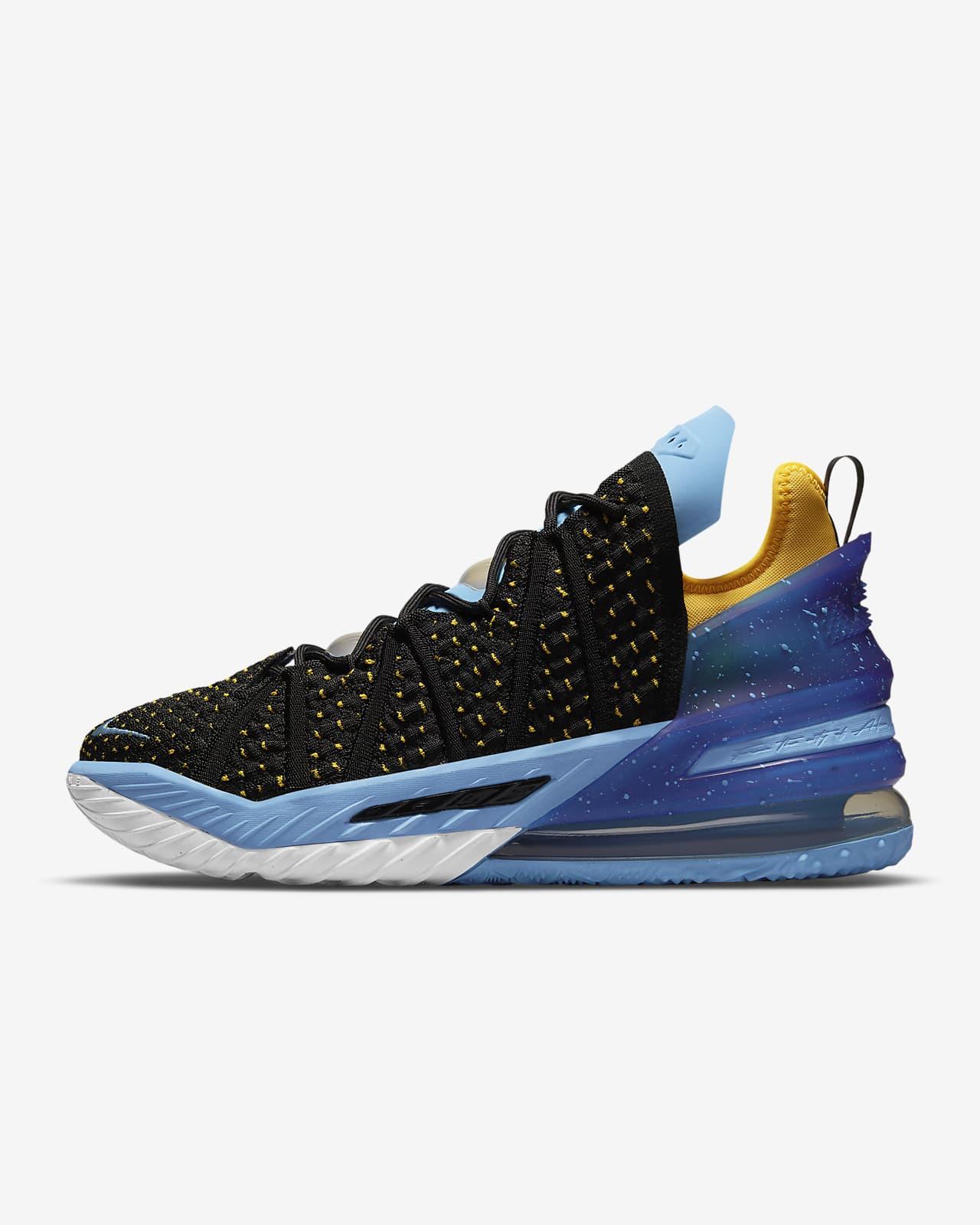 "LeBron 18 ""Dynasty"" 籃球鞋"