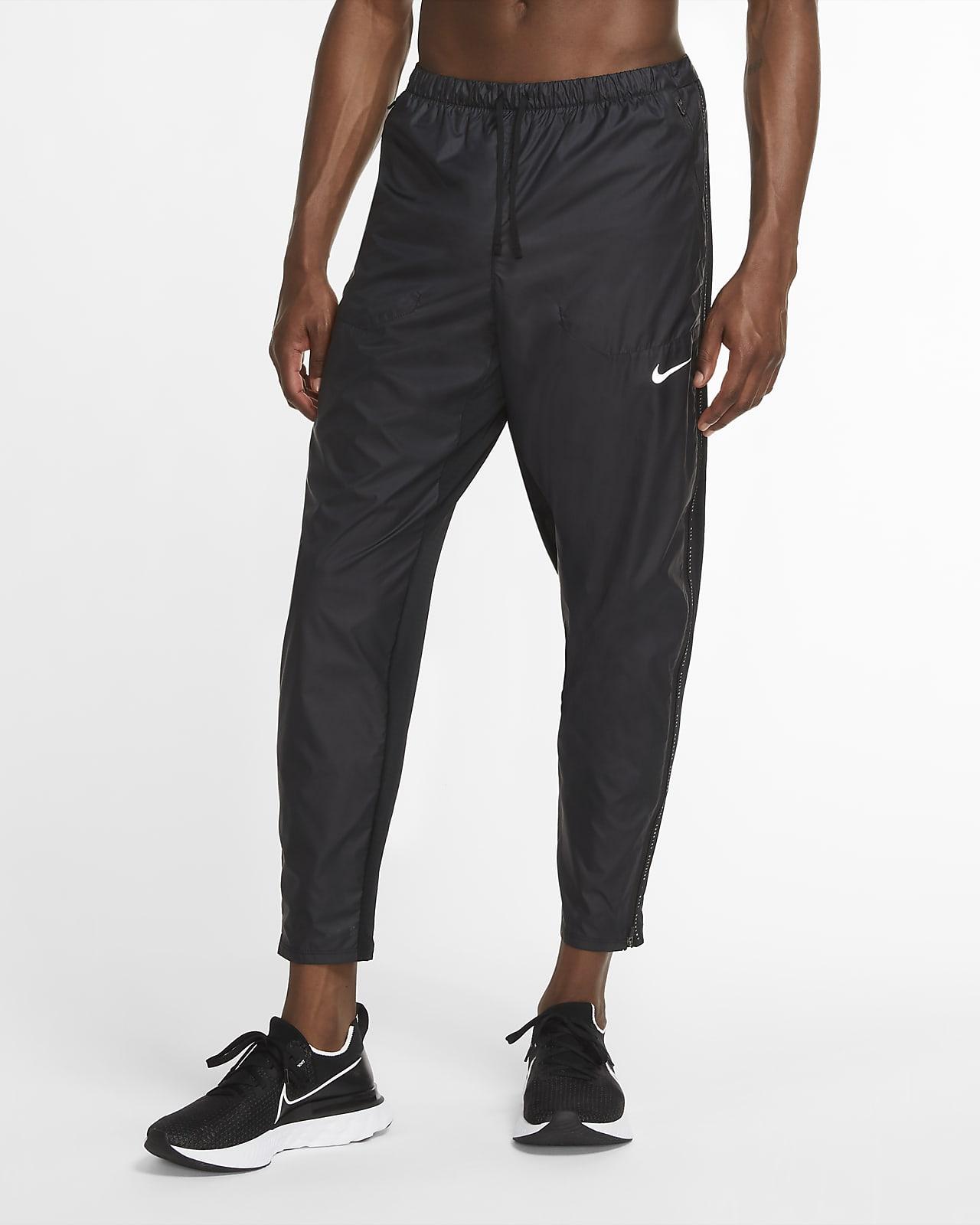 Męskie spodnie do biegania Nike Phenom Elite Shield Run Division