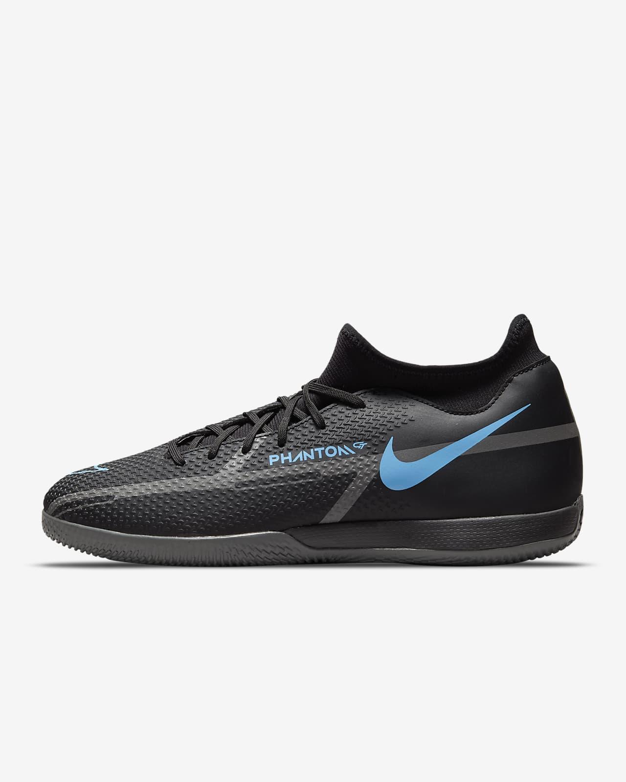 Calzado de fútbol para cancha cubierta Nike Phantom GT2 Academy Dynamic Fit IC