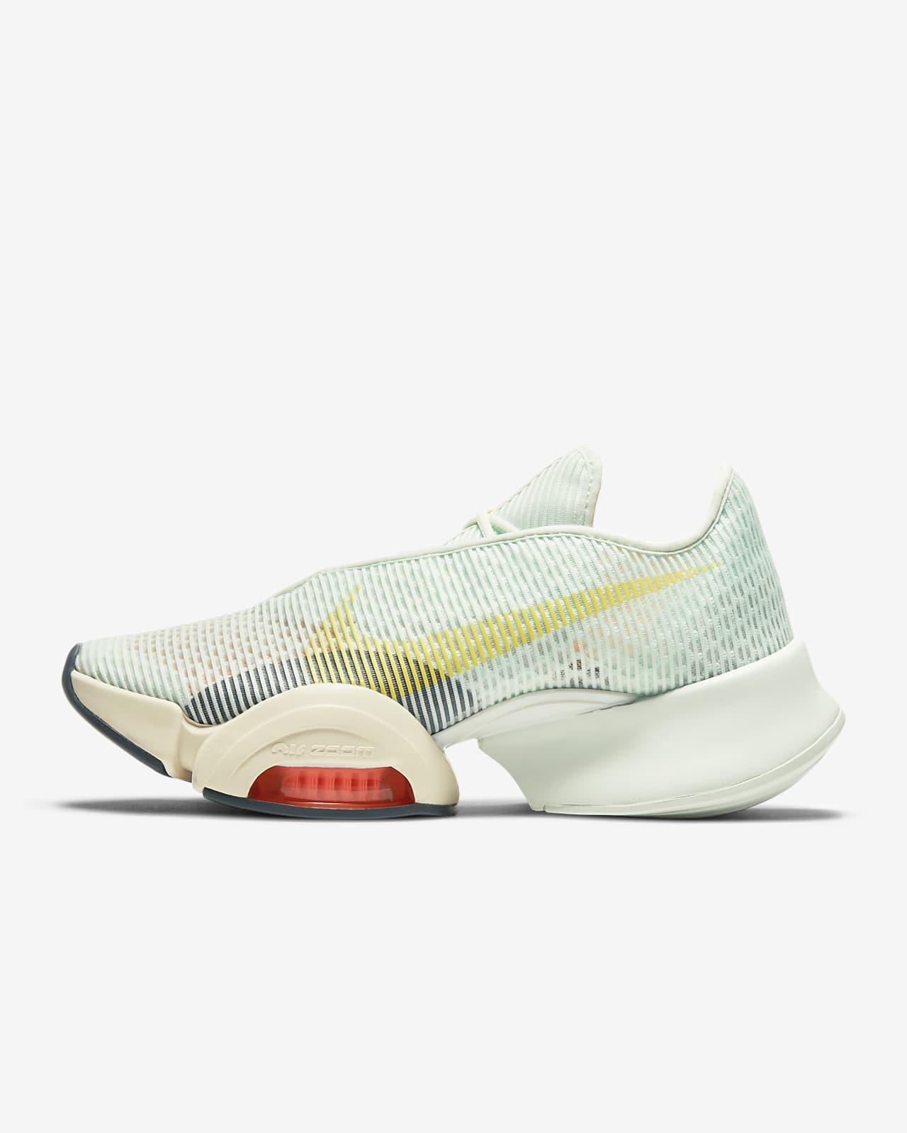 Chaussure d'entraînement fractionné haute intensité Nike Air Zoom SuperRep 2 pour Femme