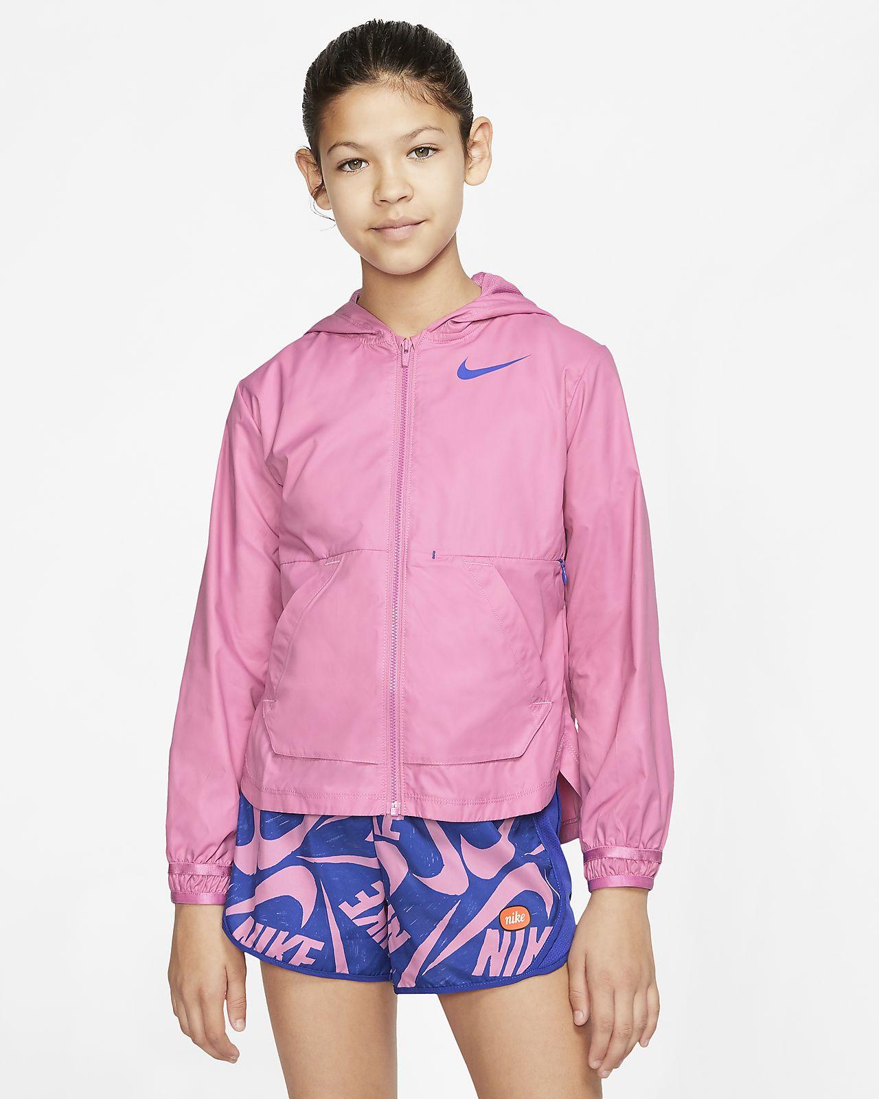 Nike Trainingsjack voor meisjes
