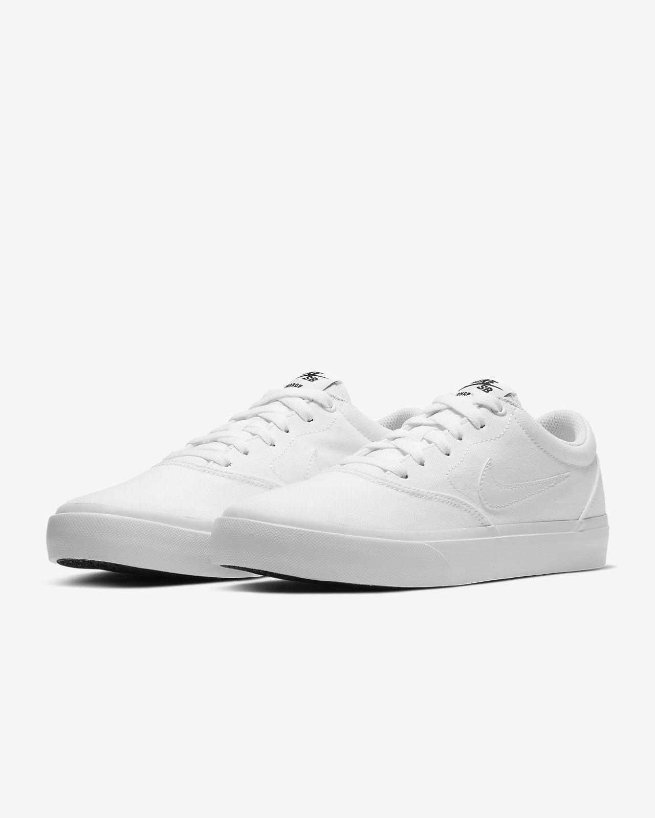 Calzado de skateboarding para mujer Nike SB Charge Canvas