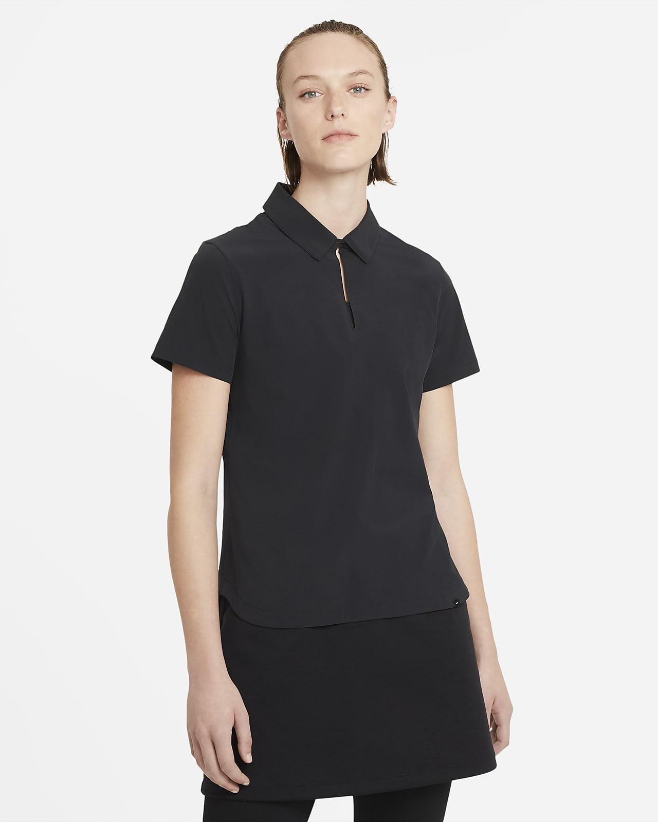 Nike Flex Ace Golf-Poloshirt für Damen