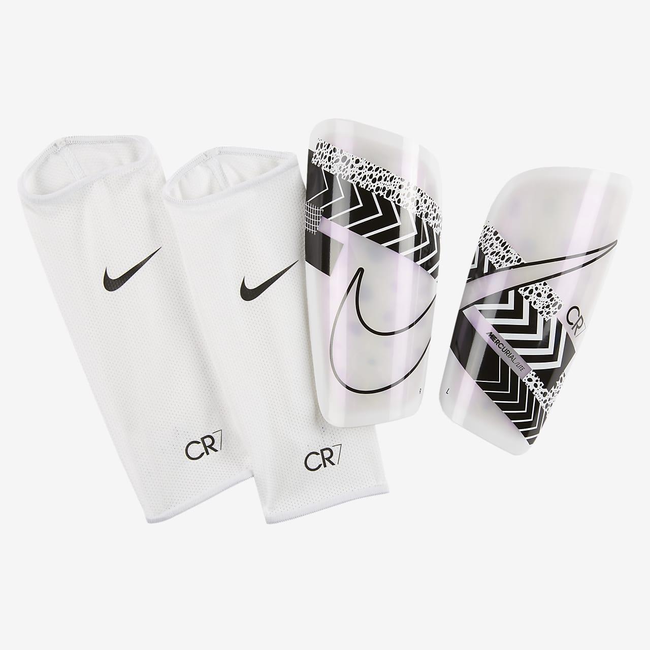 Hasta aquí Cesta Bien educado  Nike Mercurial Lite CR7 Espinilleras de fútbol. Nike ES
