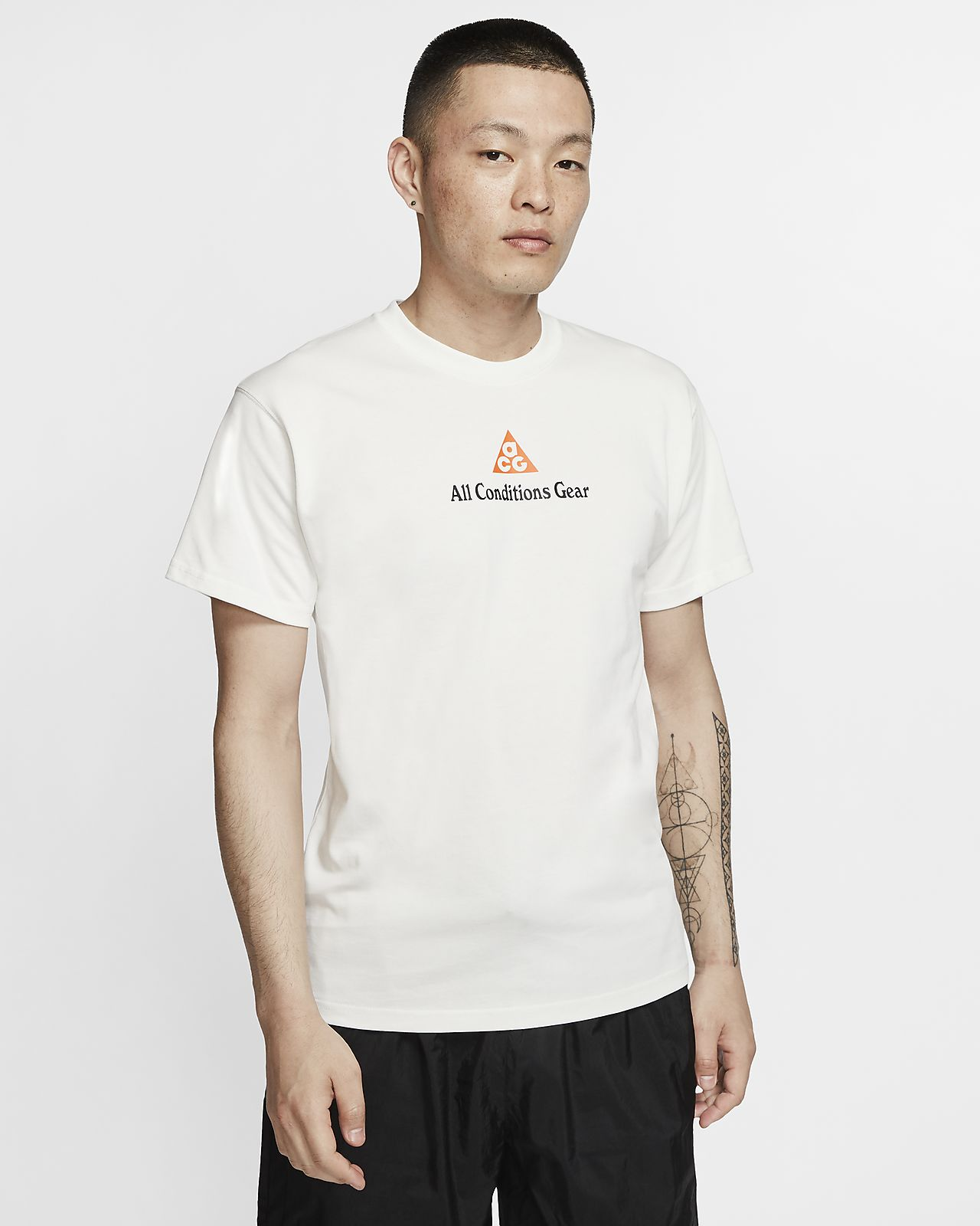 "Nike ACG ""Vortex"" Men's Short-Sleeve T-Shirt"