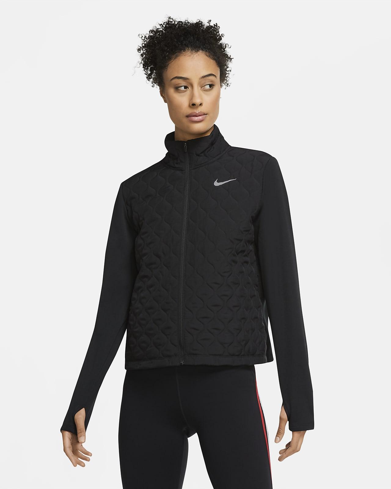 Женская беговая куртка Nike Aerolayer