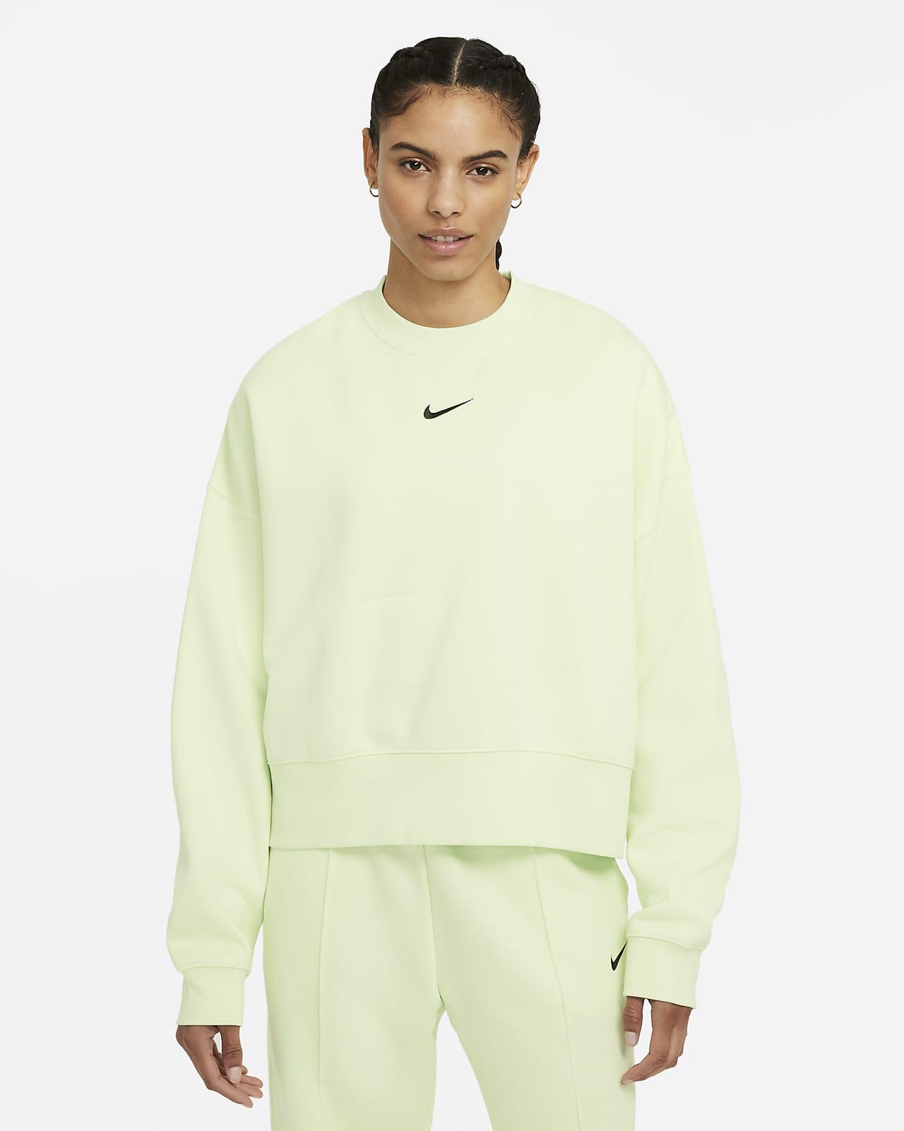 Nike Sportswear Collection Essentials Women's Oversized Fleece Crew