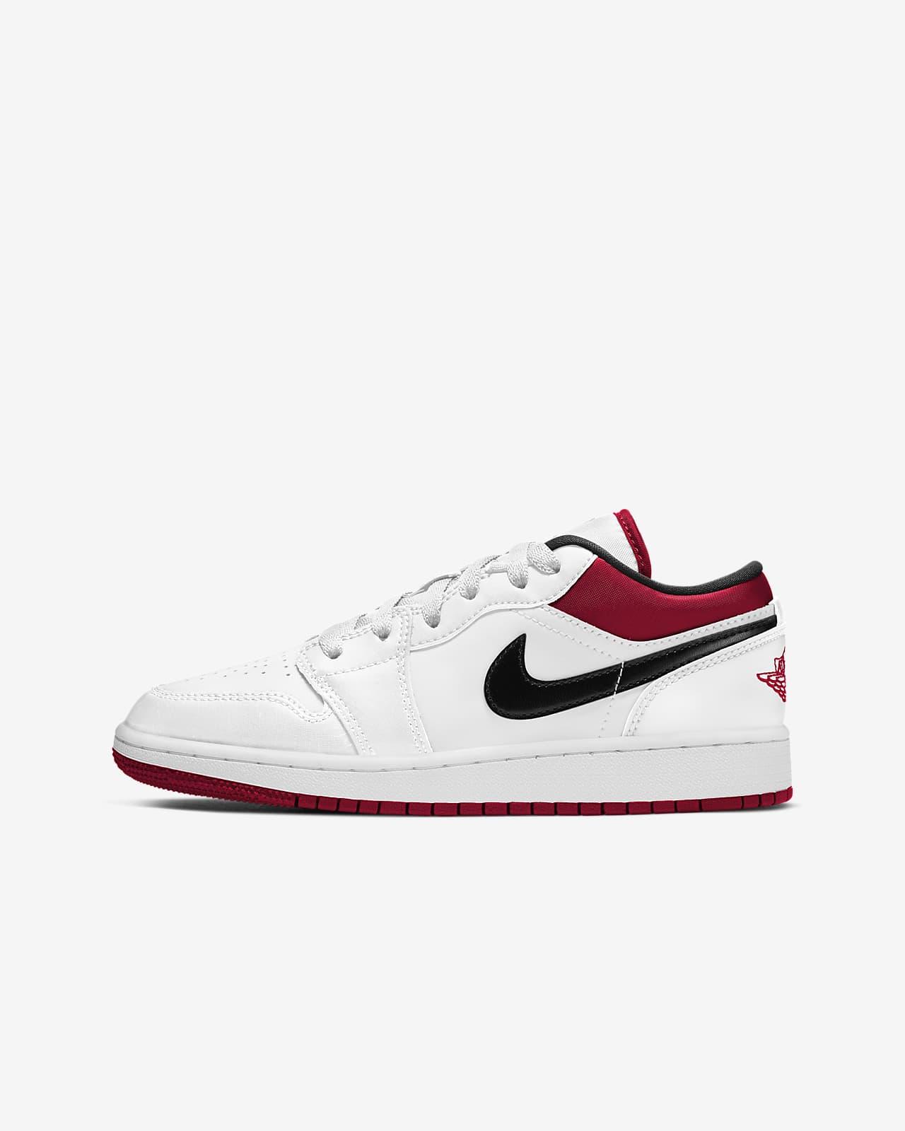 Chaussure Air Jordan 1 Low pour Enfant plus âgé