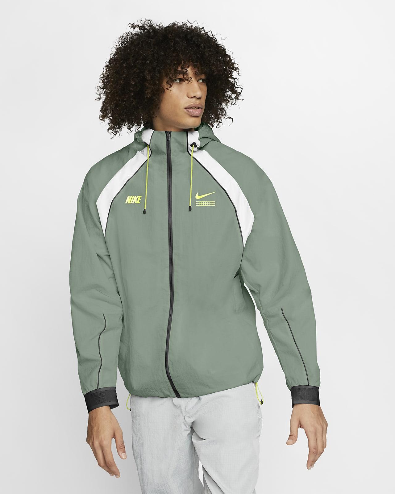 Nike Sportswear DNA Geweven herenjack