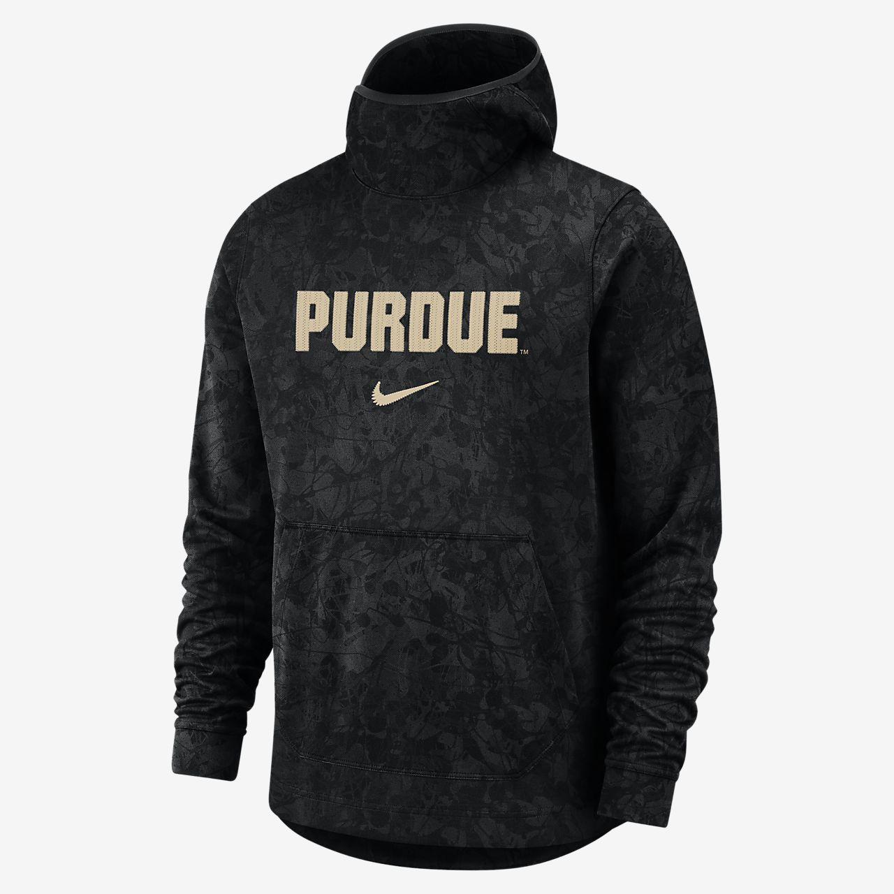 Nike College Dri-FIT Spotlight (Purdue) Men's Pullover Basketball Hoodie