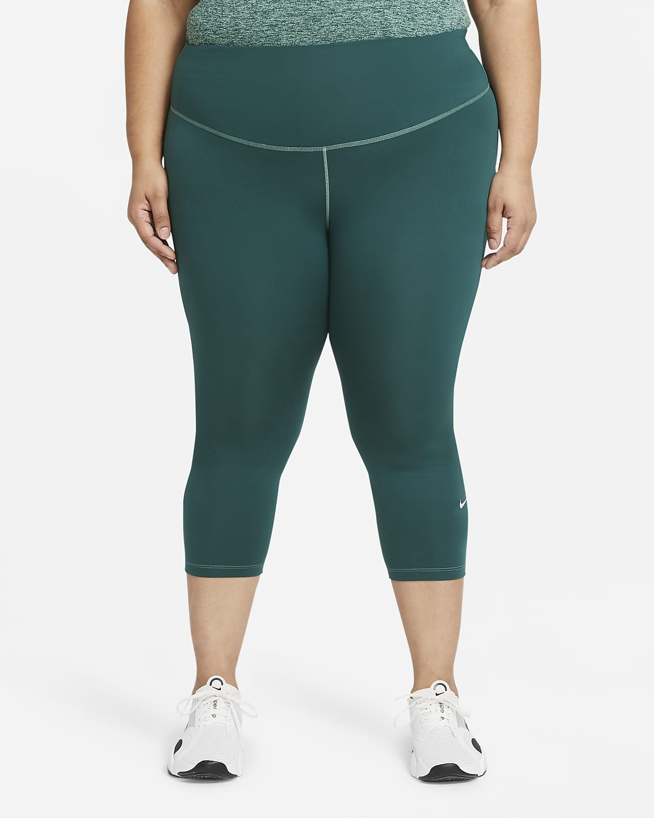 Nike One Women's Cropped Tights (Plus Size)