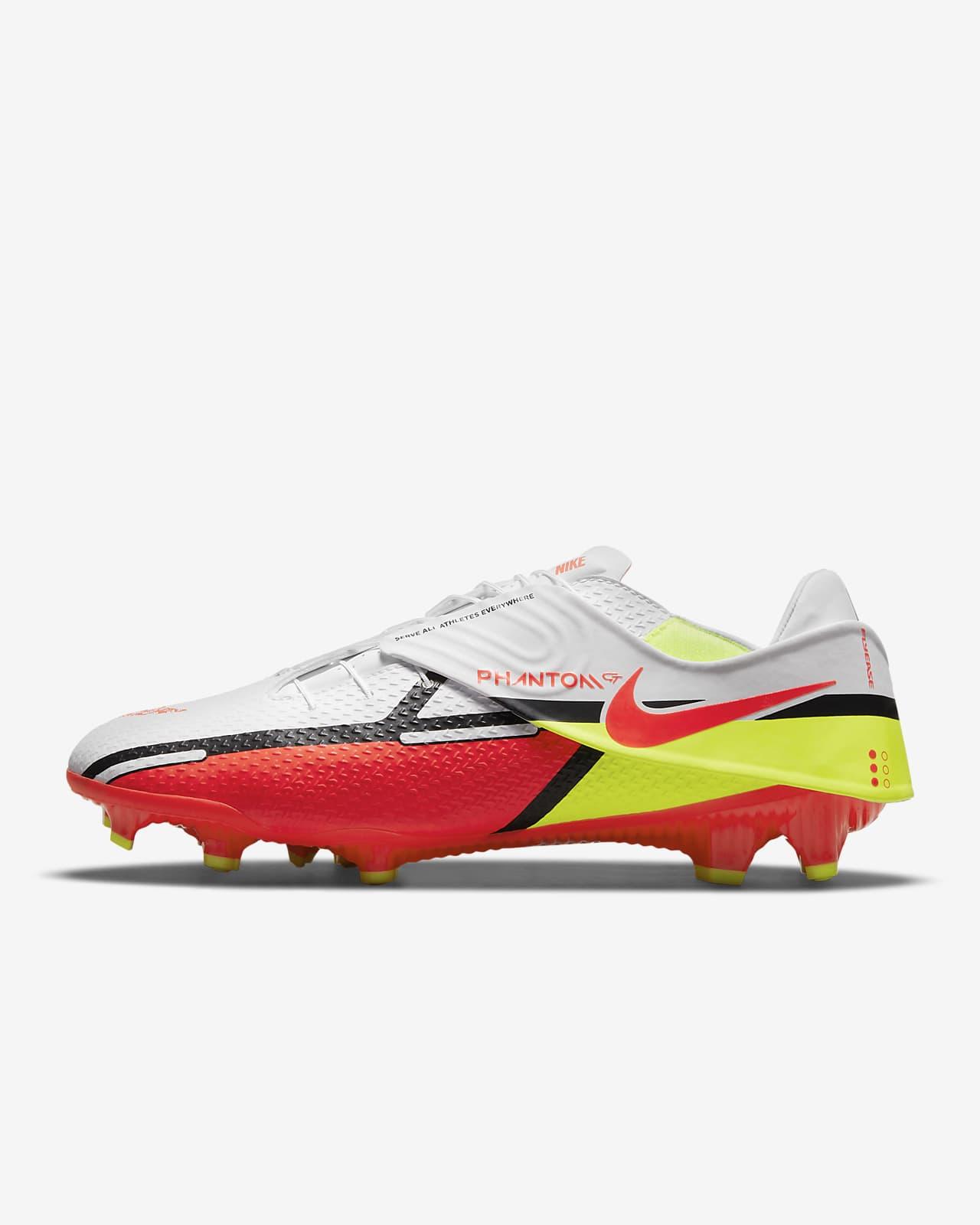 Chaussure de football multi-surfaces à crampons Nike Phantom GT2 Academy FlyEase MG