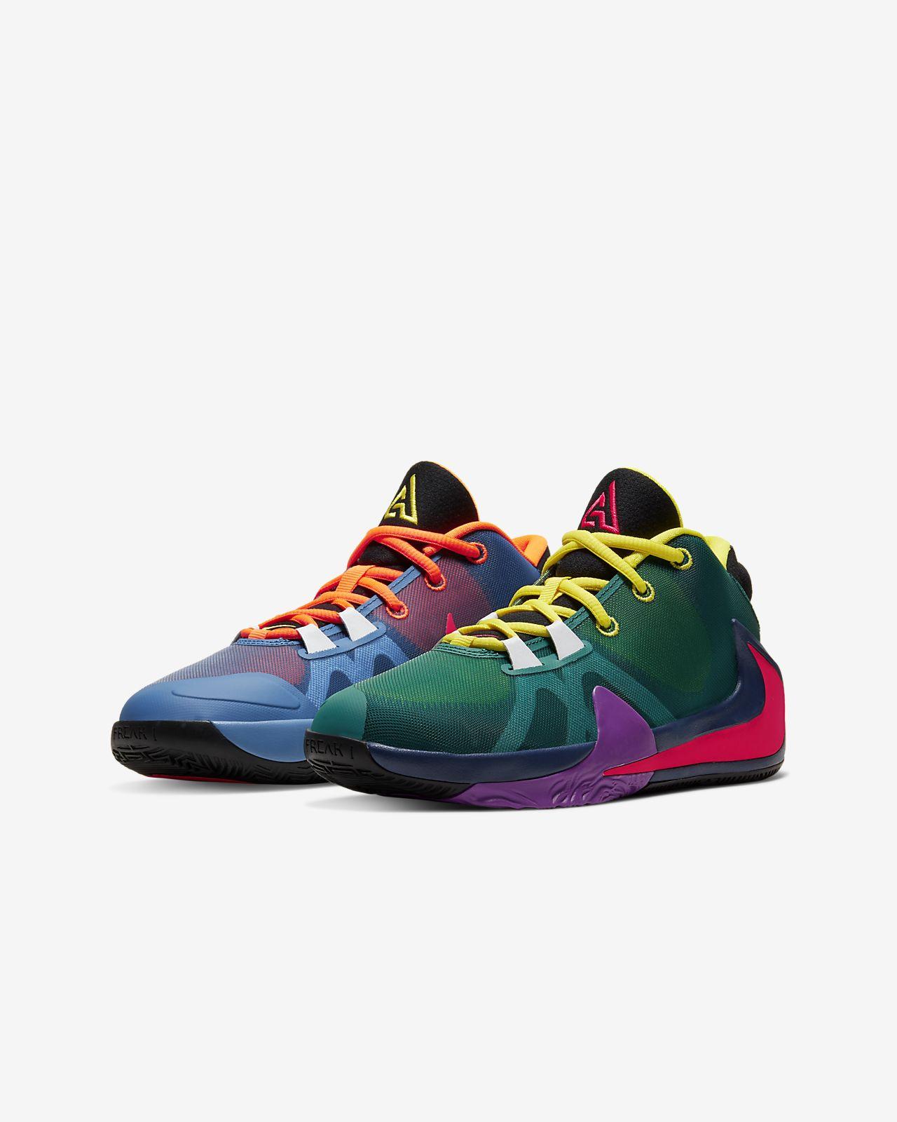giannis antetokounmpo basketball shoes