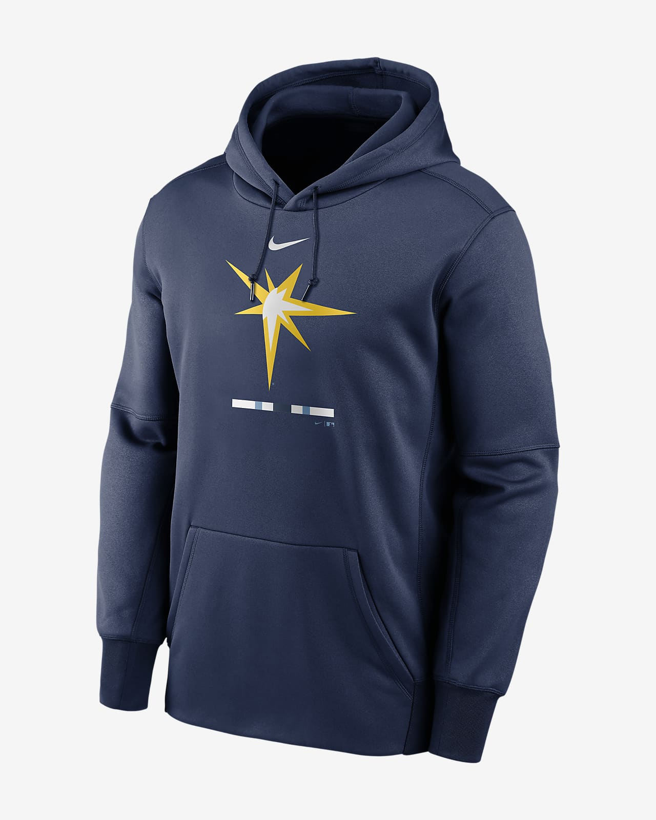 Nike Therma Legacy Performance (MLB Tampa Bay Rays) Hoodie