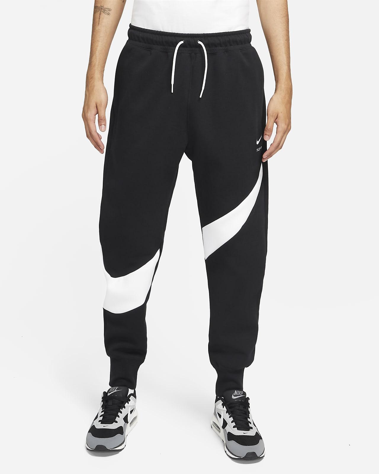Calças Nike Sportswear Swoosh Tech Fleece para homem
