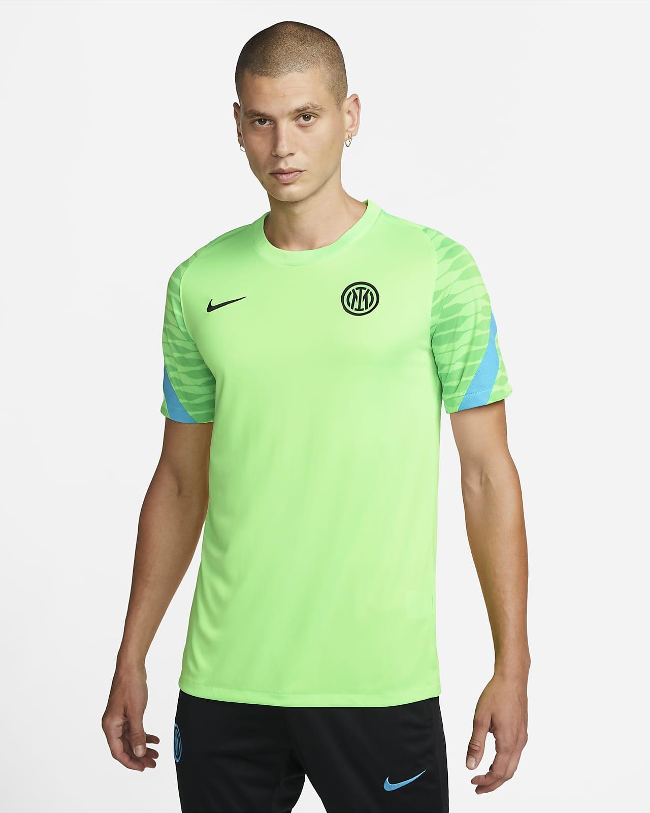 Inter Milan Strike Men's Nike Dri-FIT Short-Sleeve Football Top