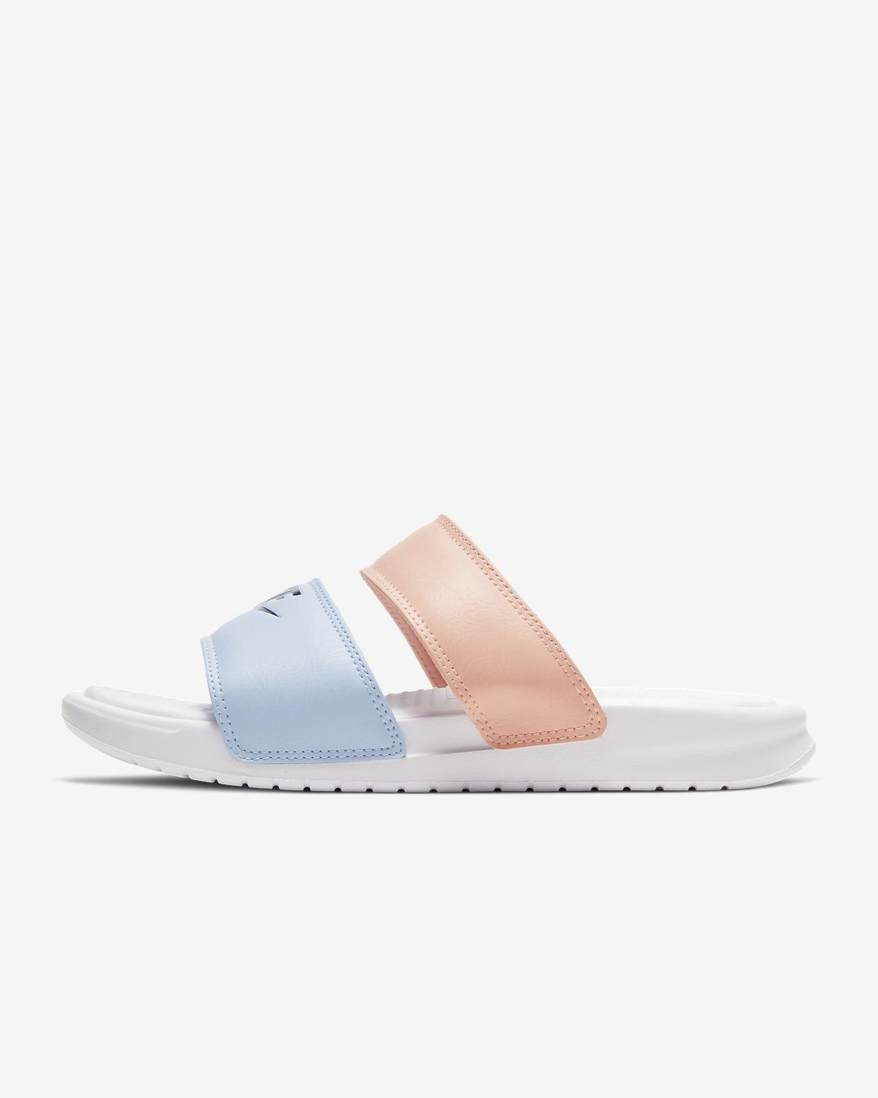 รองเท้าแตะแบบสวมผู้หญิง Nike Benassi Duo Ultra