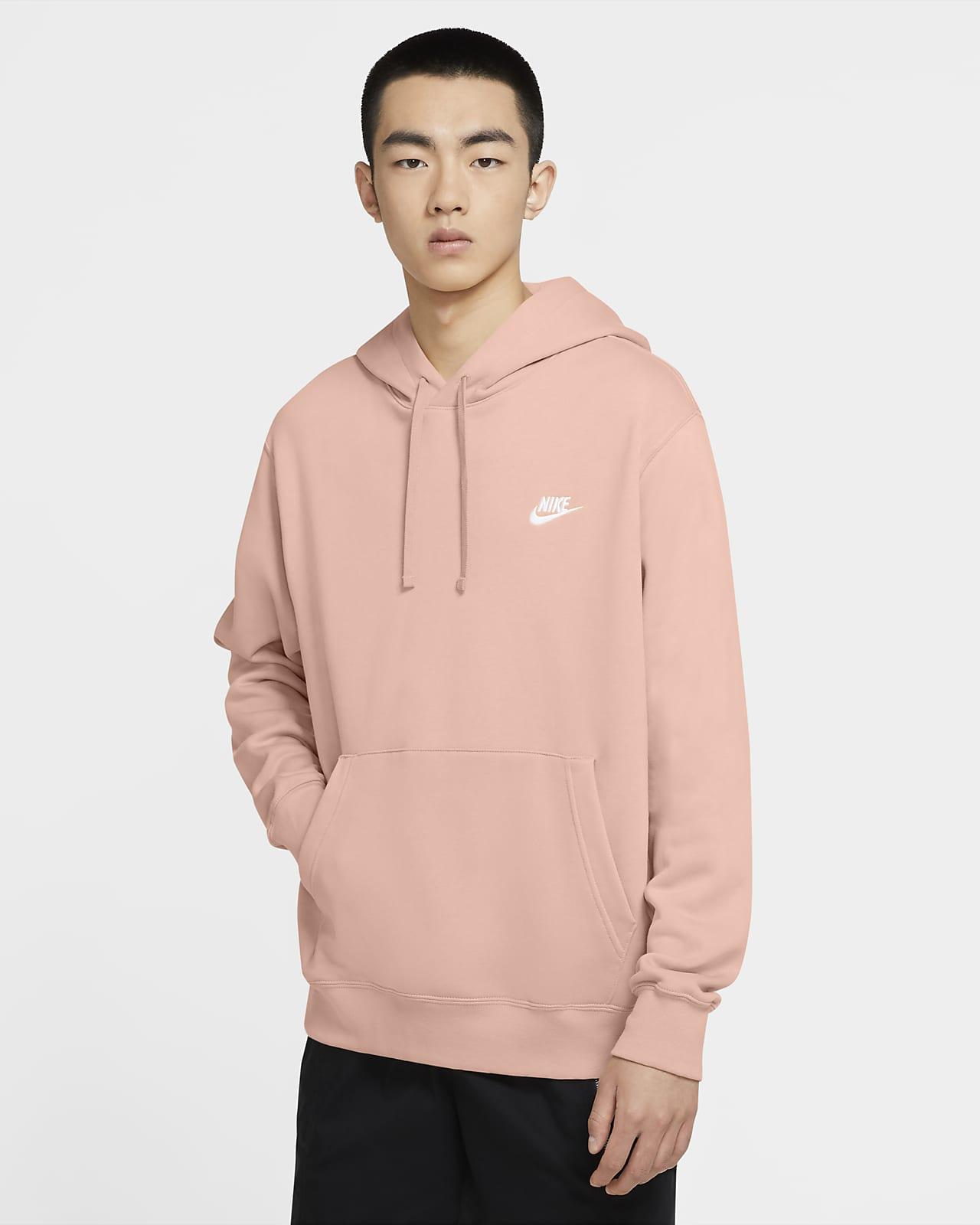 Sudadera con capucha sin cierre Nike Sportswear Club Fleece