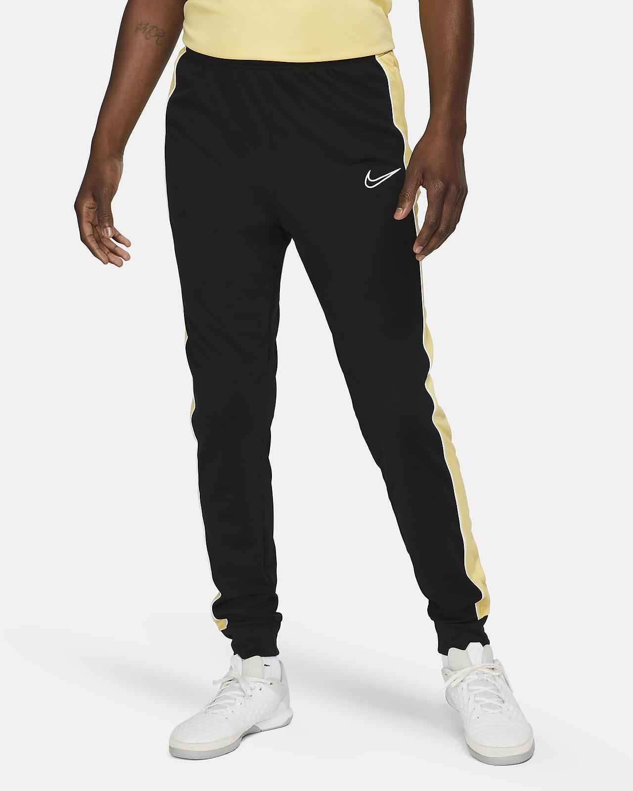 Męskie dresowe spodnie piłkarskie z dzianiny Nike Dri-FIT Academy
