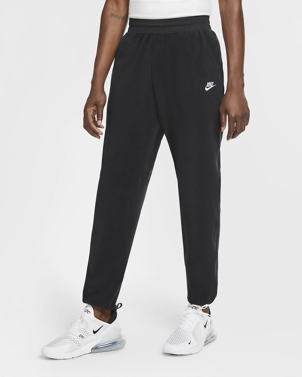 Pantalon en tissu Fleece Nike Sportswear pour Homme