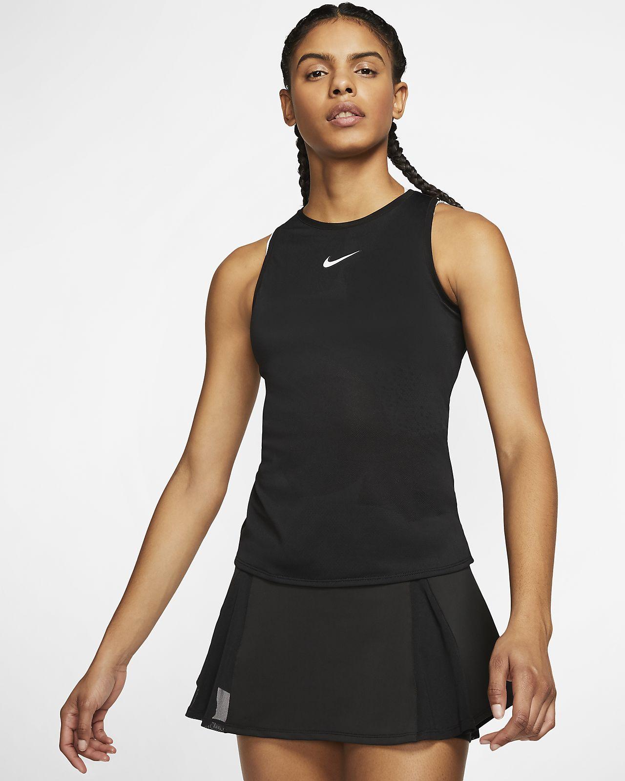 NikeCourt Tennis-Tanktop für Damen