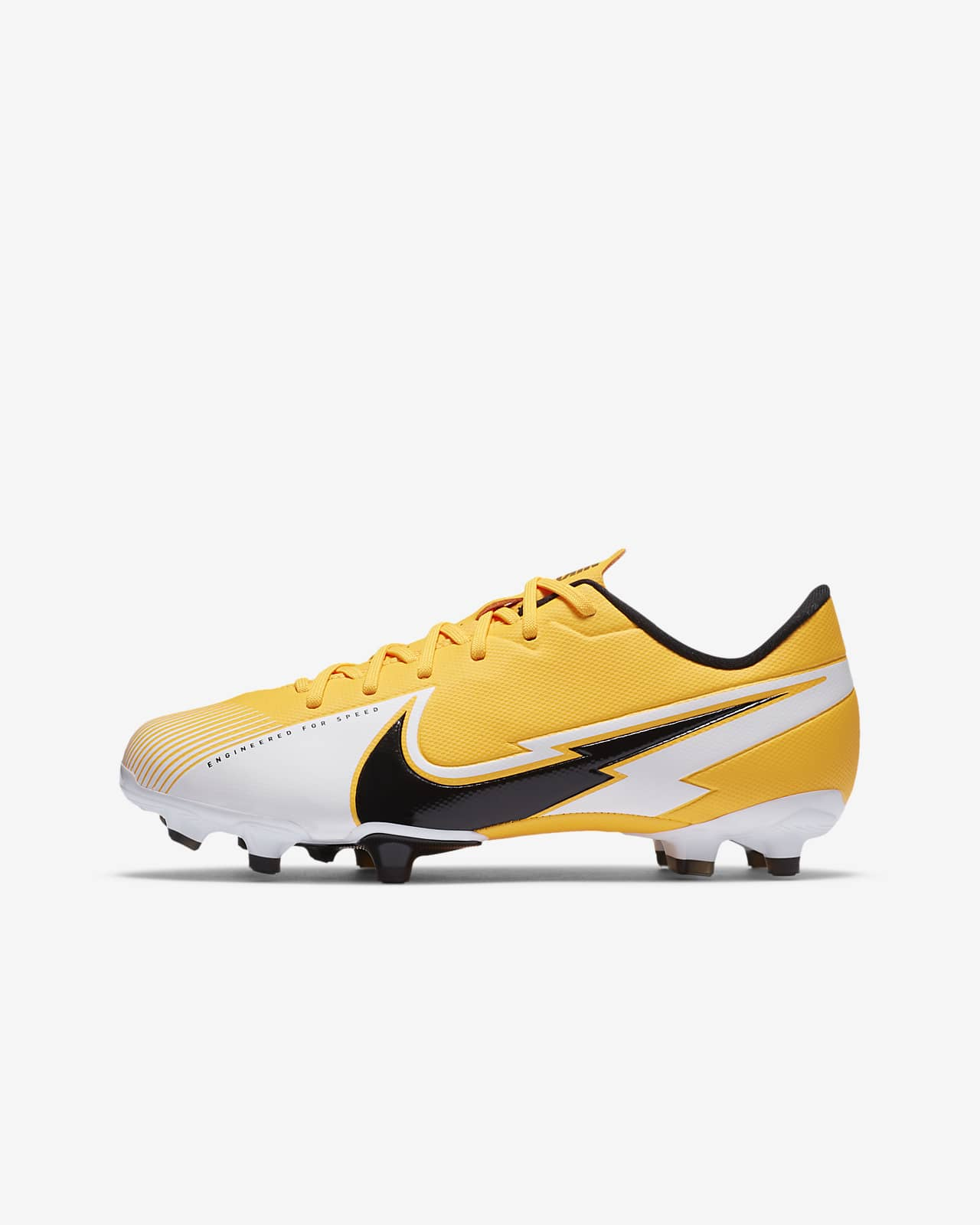 Nike Jr. Mercurial Vapor 13 Academy MG Kids' Multi-Ground Football Boot