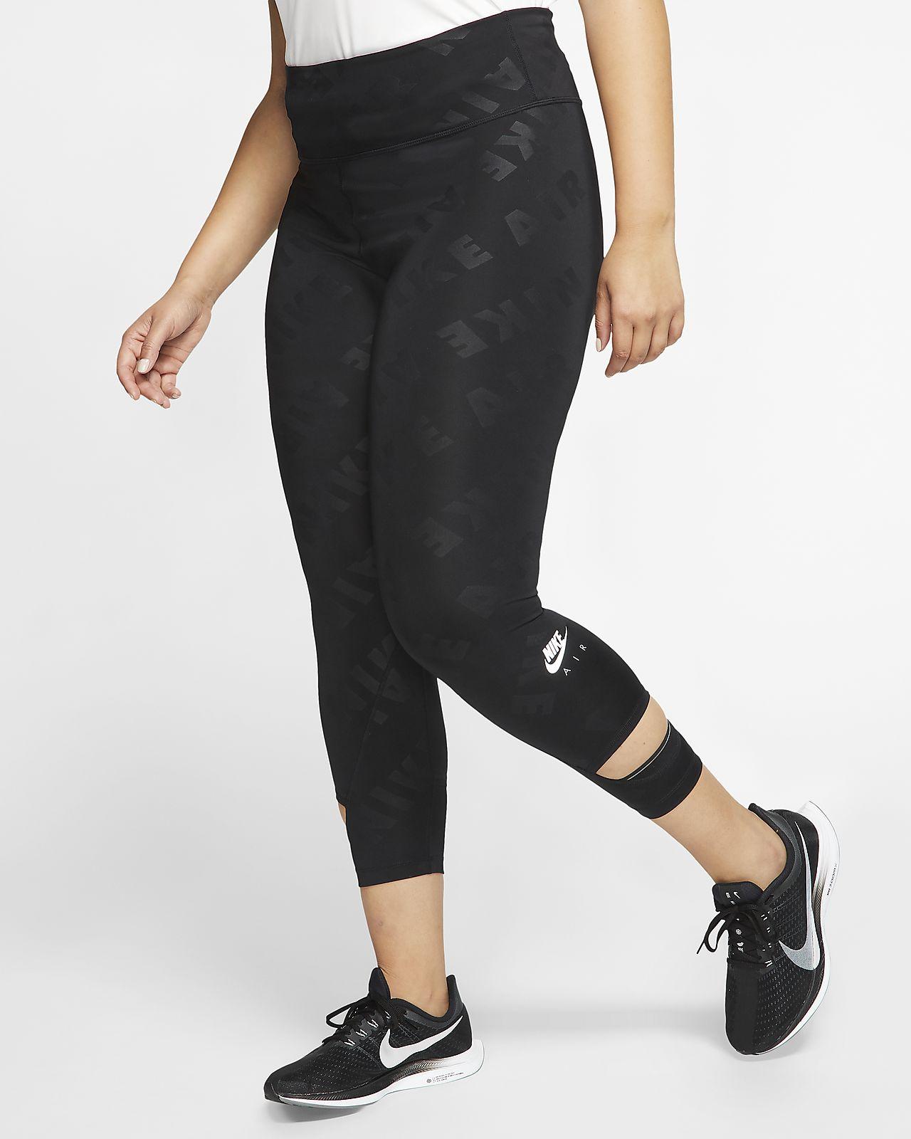 Damskie legginsy do biegania 78 Nike Air (duże rozmiary). Nike PL