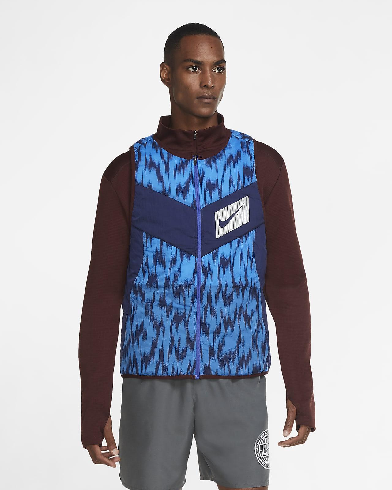 Nike AeroLayer Wild Run Chaleco de running - Hombre