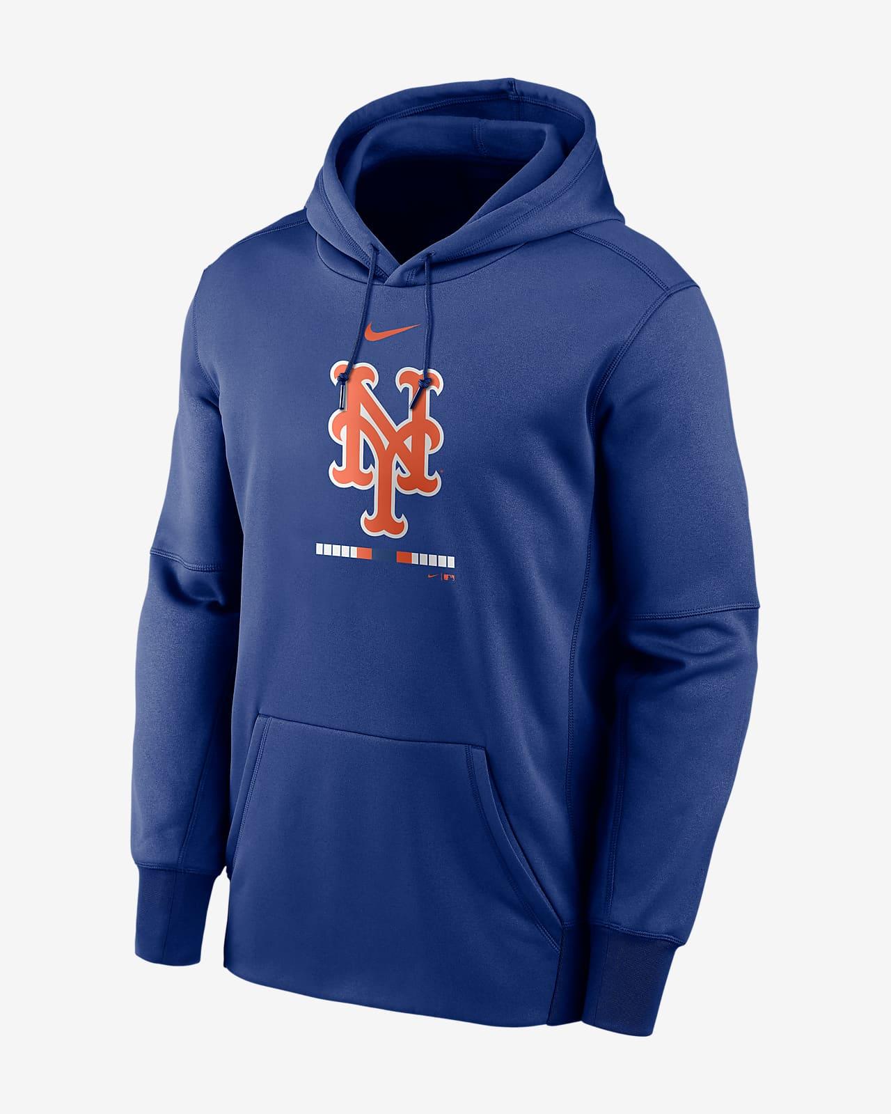 Nike Therma Legacy Performance (MLB New York Mets) Hoodie