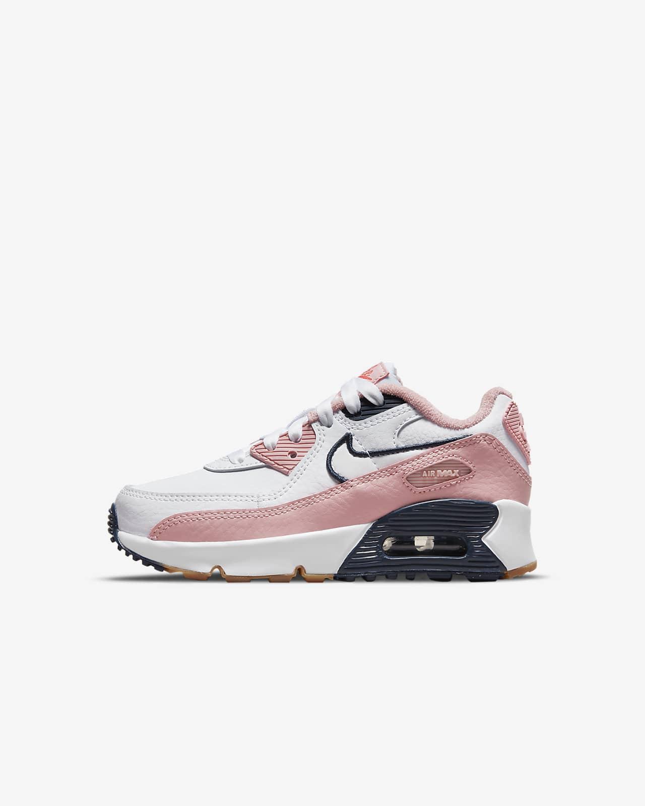 Nike Air Max 90 SE Little Kids' Shoes