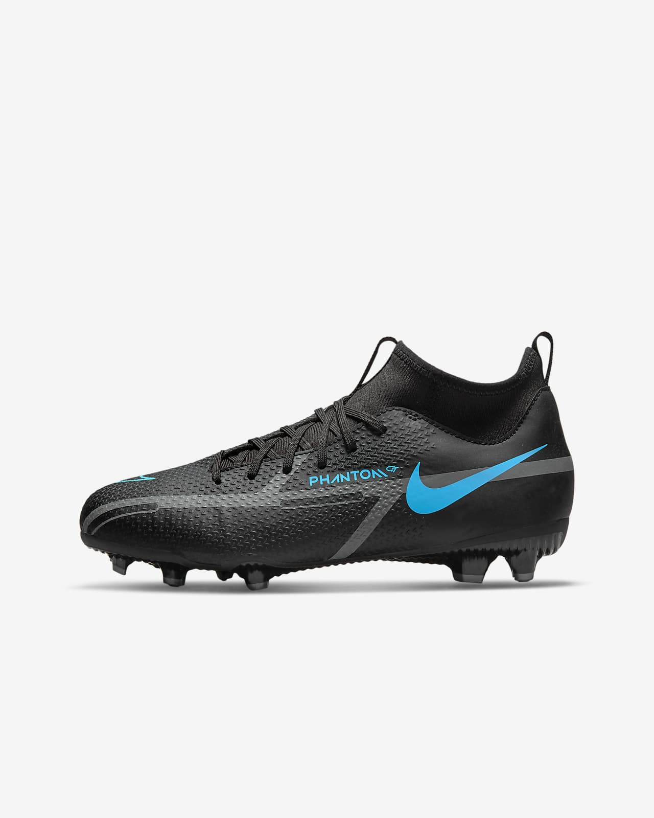 Nike Jr. Phantom GT2 Academy Dynamic Fit MG Voetbalschoen voor kleuters/kids (meerdere ondergronden)