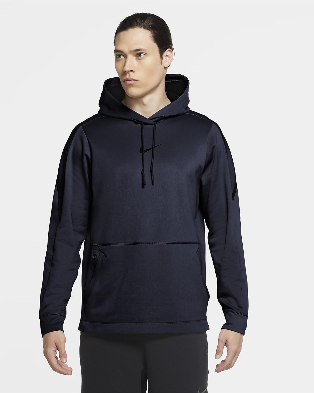 Sudadera con capucha sin cierre para hombre Nike Pro