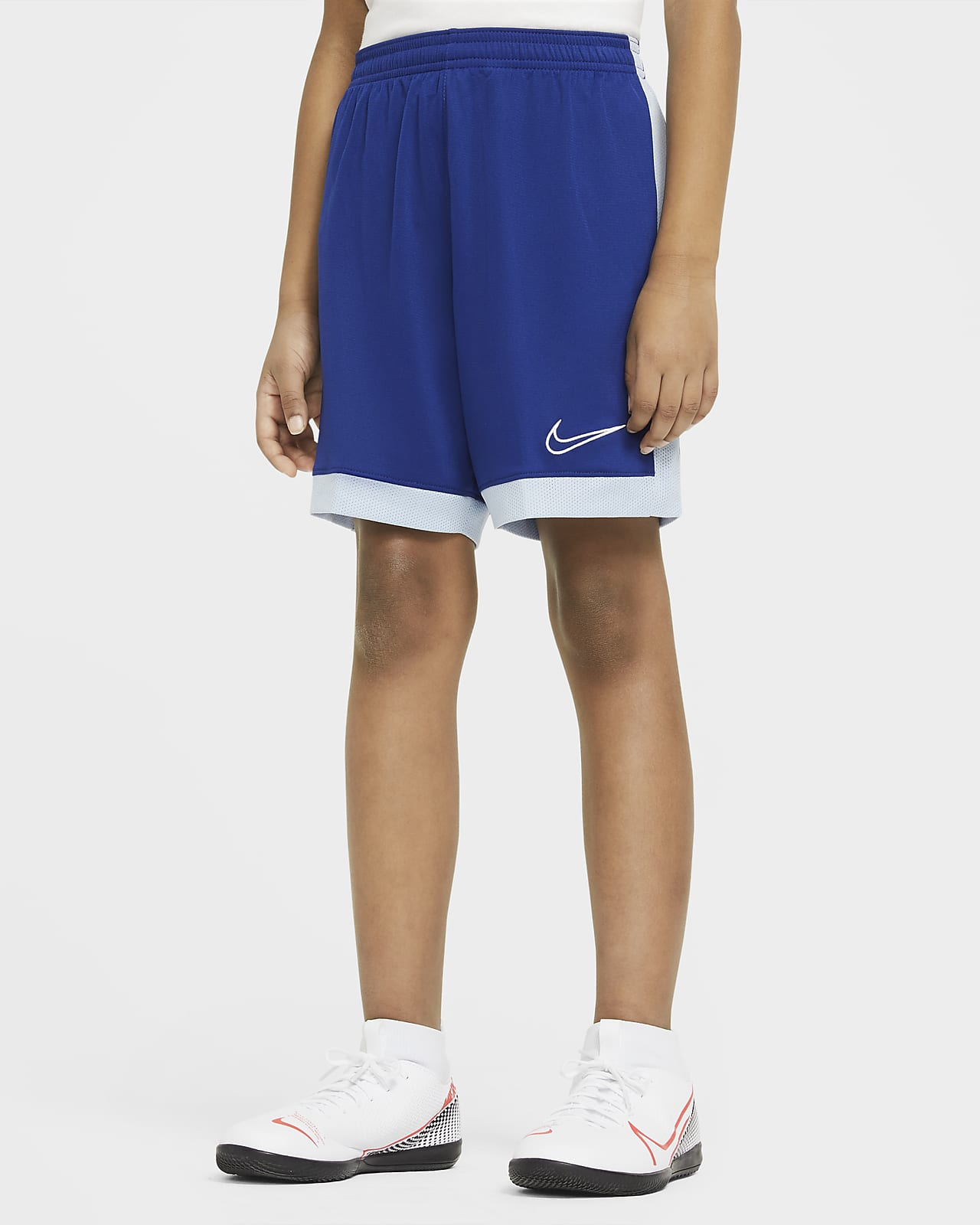 Shorts de fútbol para niños talla grande Nike Dri-FIT Academy