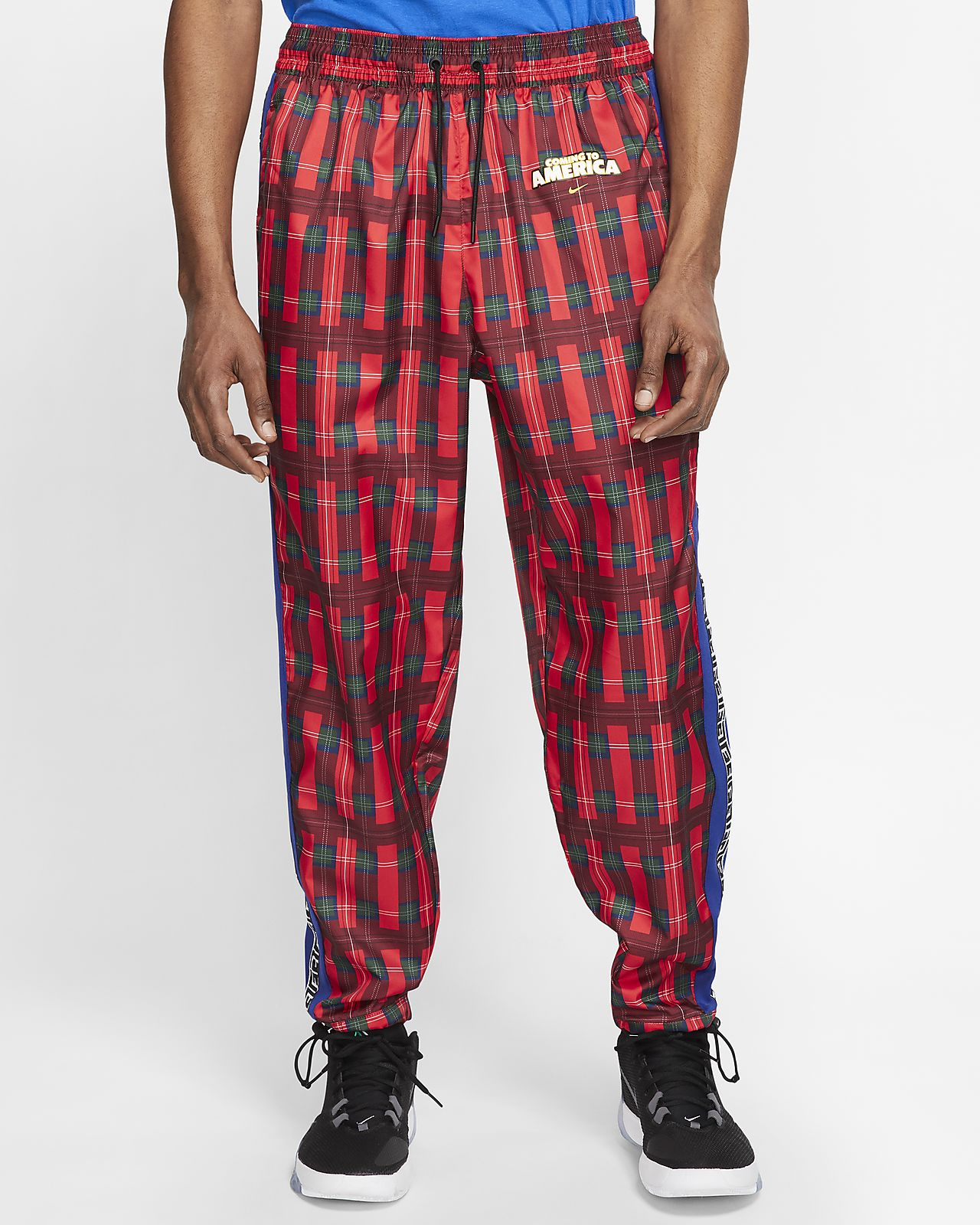 Nike Giannis 男子篮球长裤