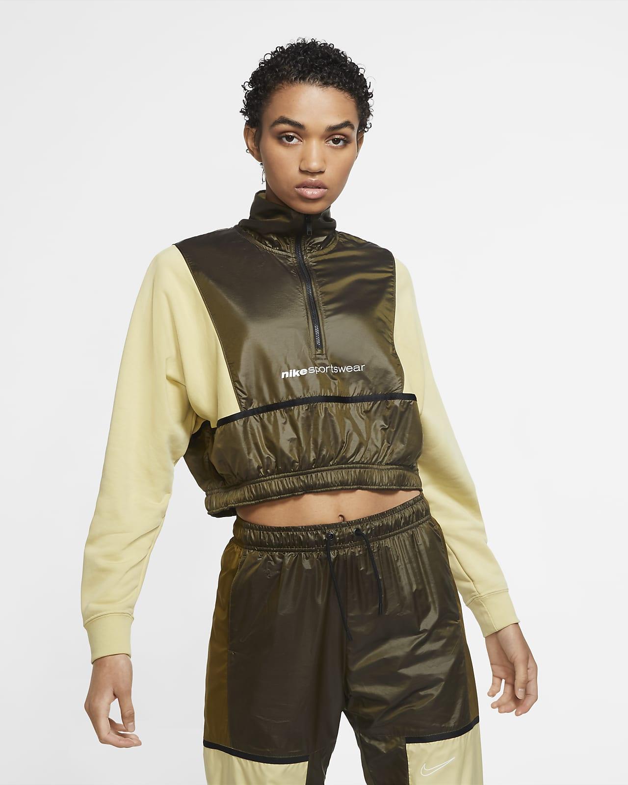 Nike Sportswear Women's 1/4-Zip Top