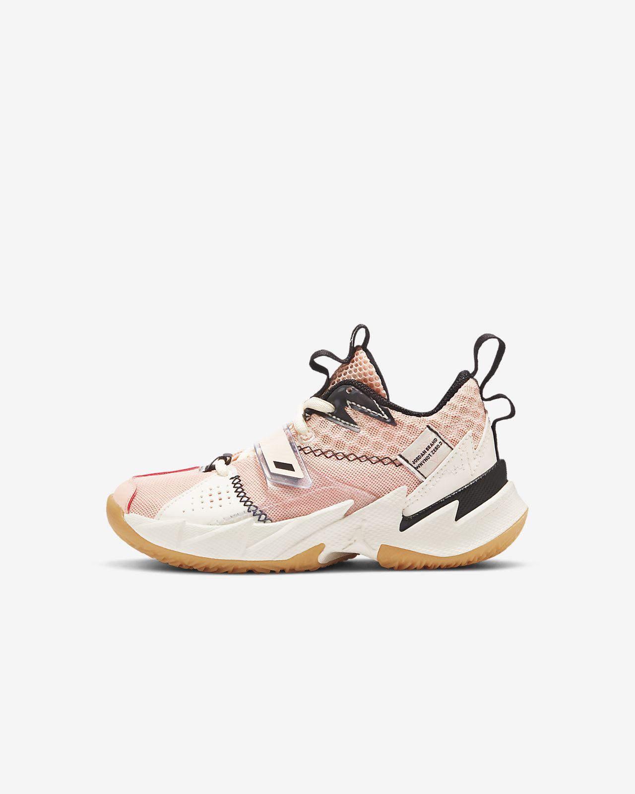 Jordan Why Not Zer0.3 (PS) 幼童运动童鞋