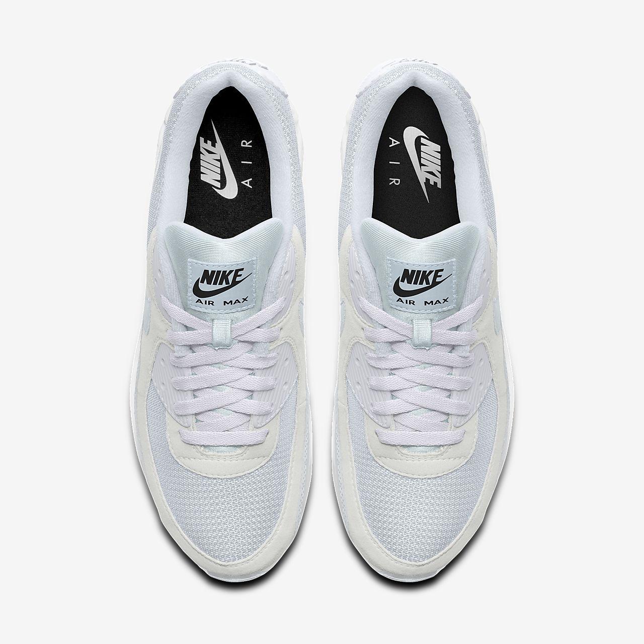Scarpa personalizzabile Nike Air Max 90 By You Uomo