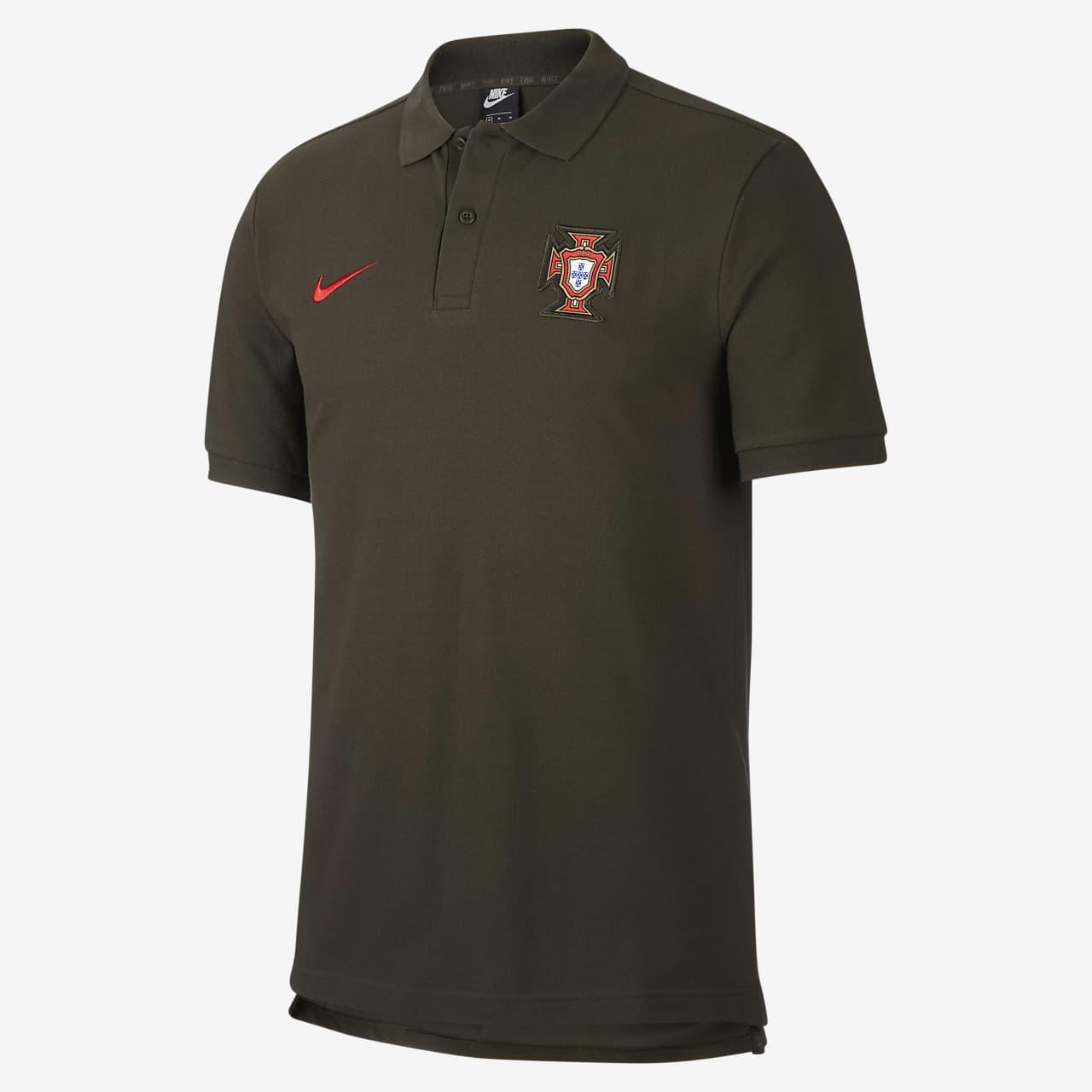 Portugal Men's Polo