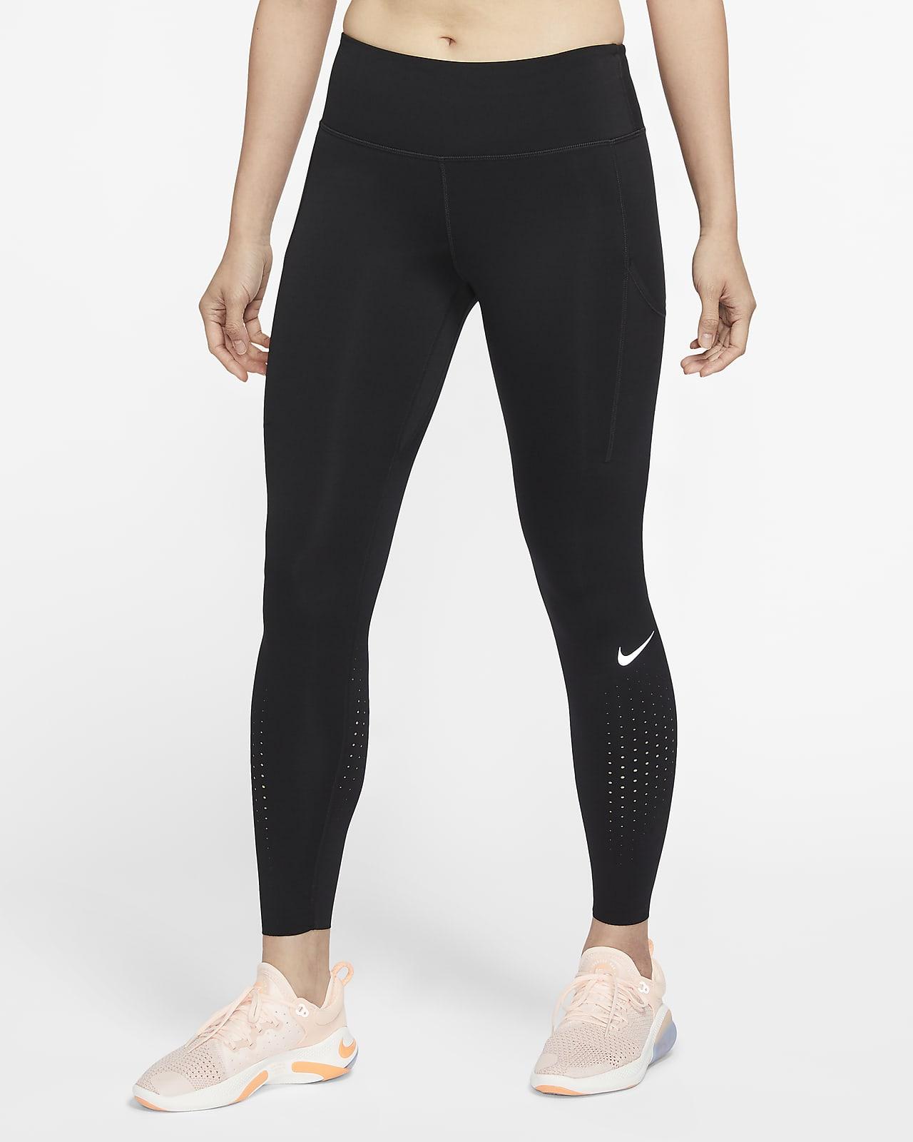 Nike Epic Luxe Women's Mid-Rise Running Leggings