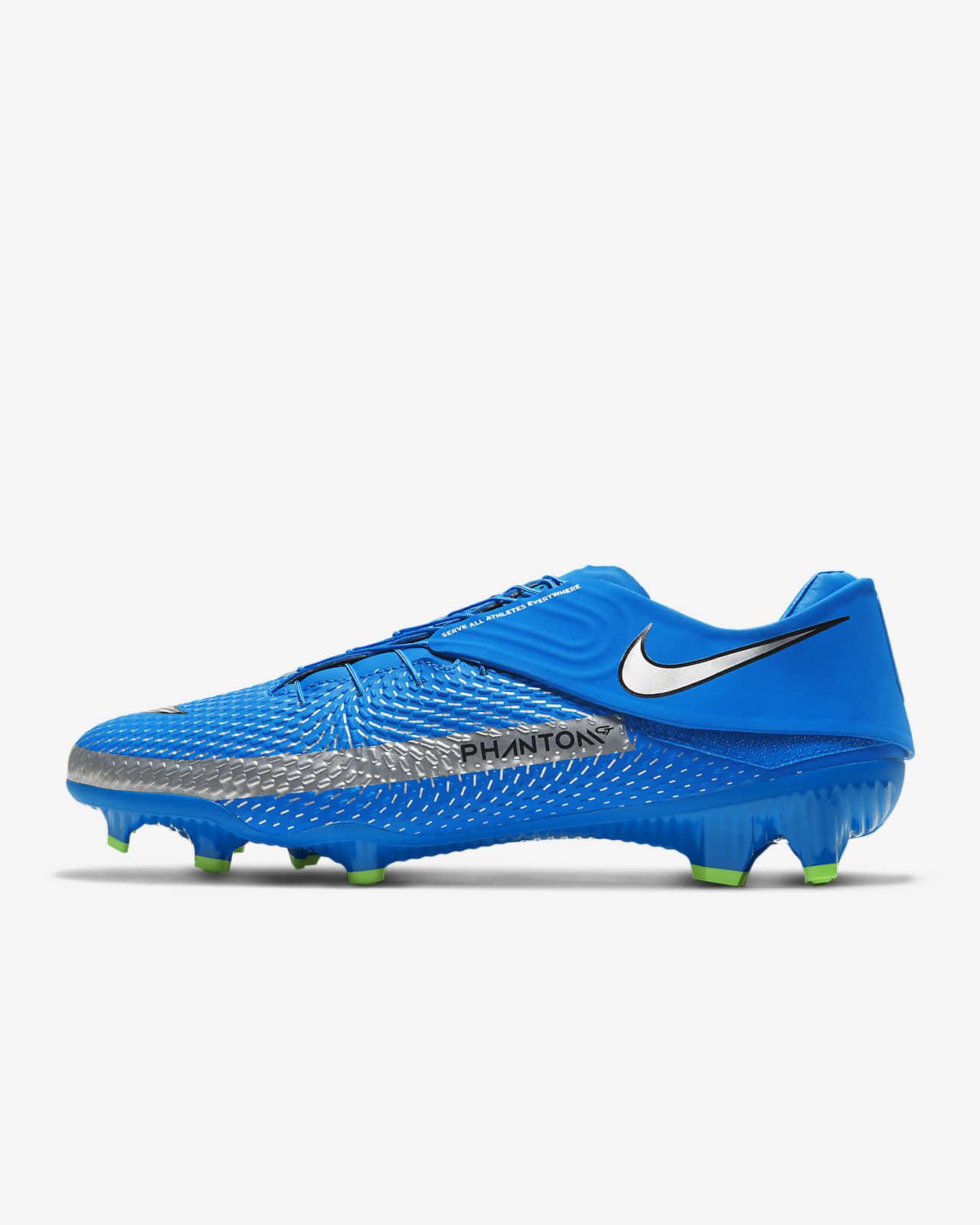 Ποδοσφαιρικό παπούτσι για διαφορετικές επιφάνειες Nike Phantom GT Academy FlyEase MG