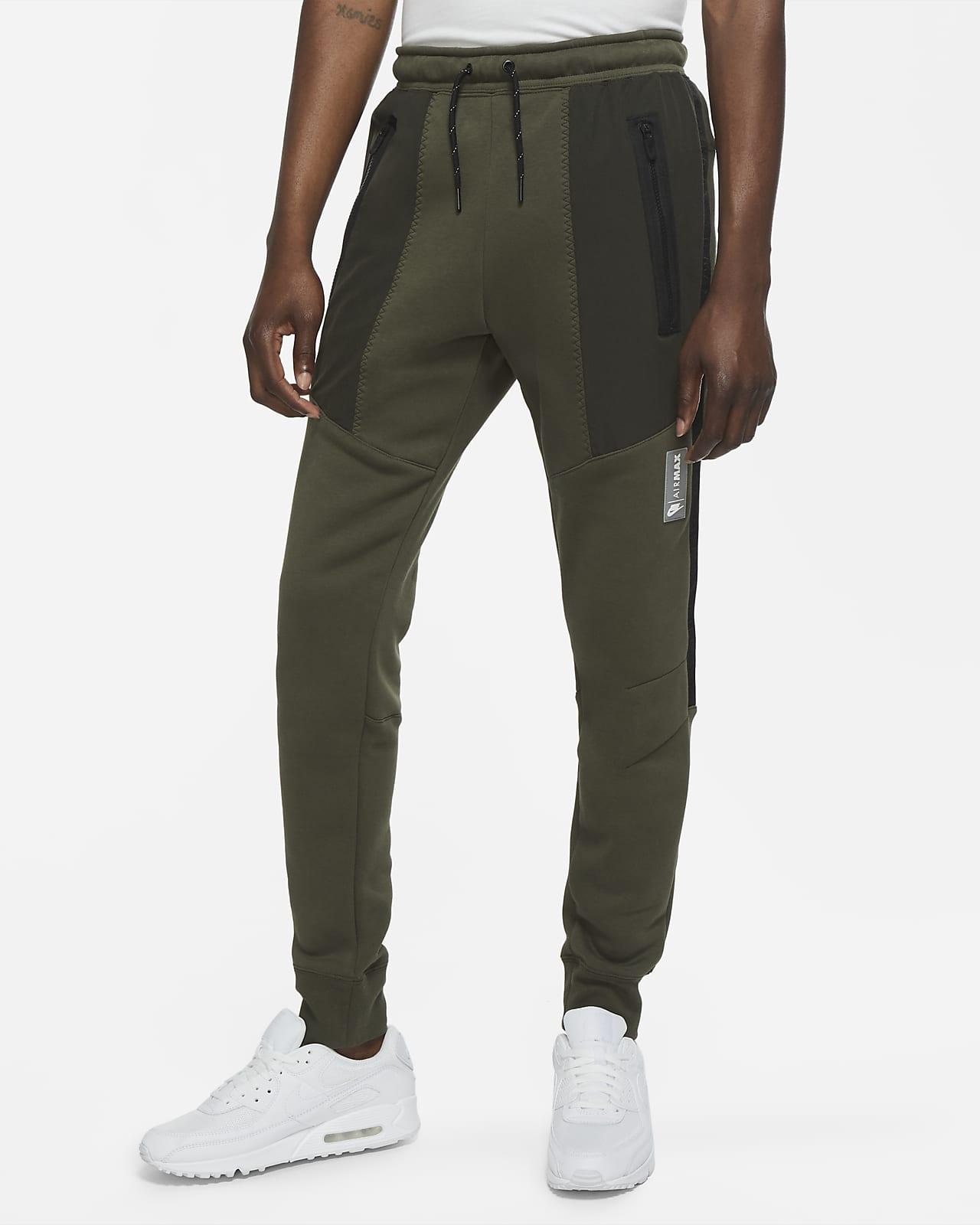Męskie spodnie z dzianiny Nike Sportswear Air Max