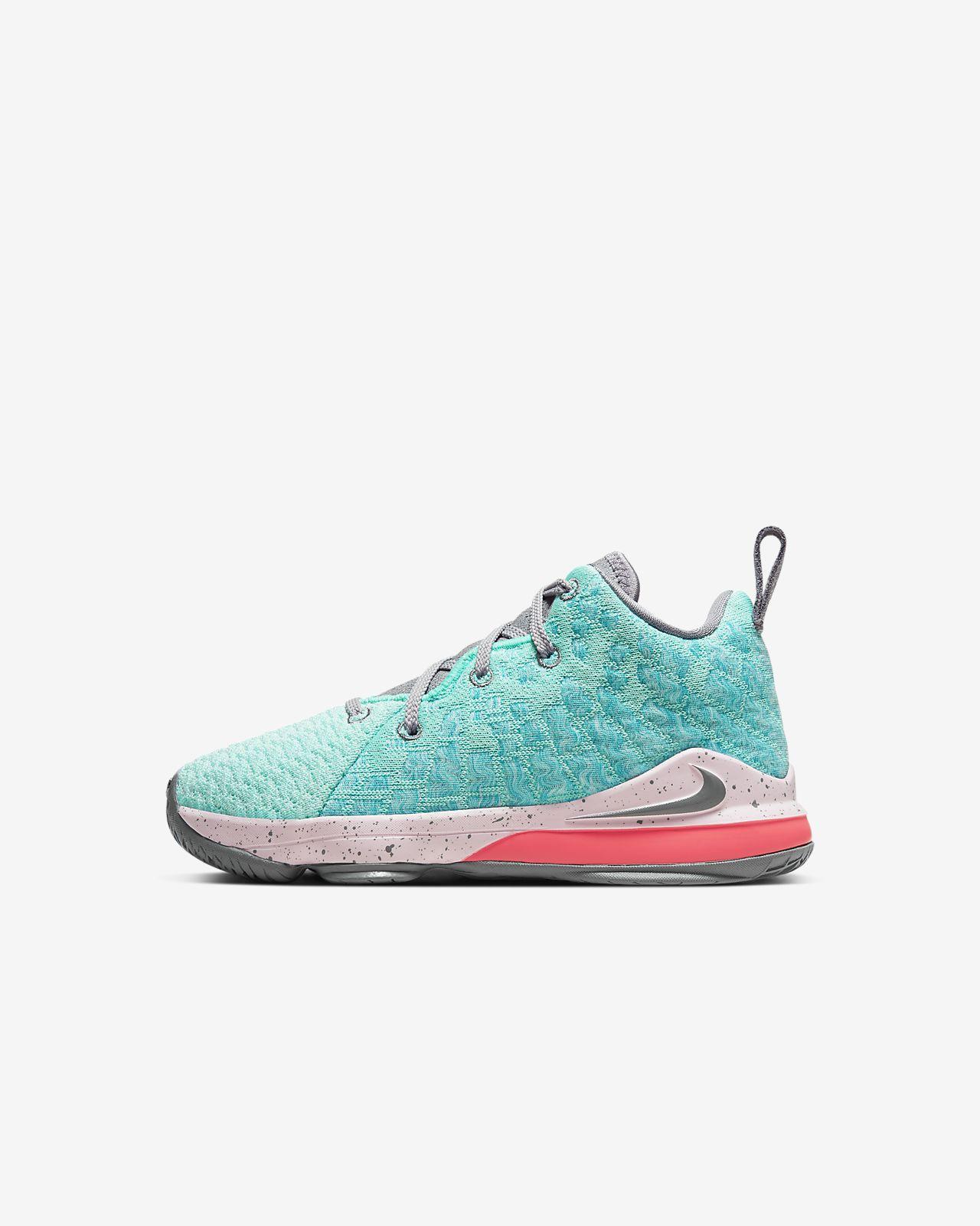 LeBron 17 Little Kids' Shoe. Nike.com