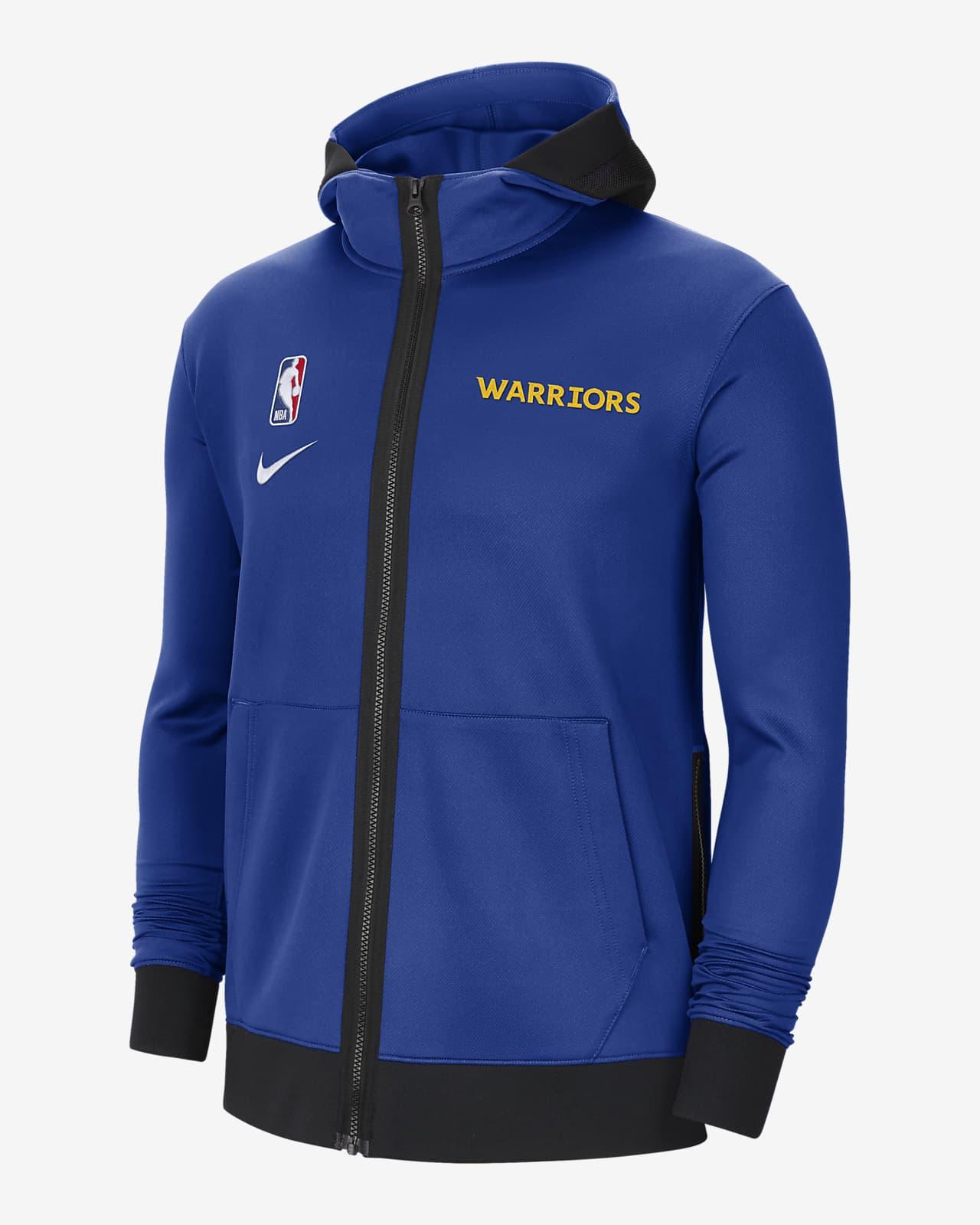 Golden State Warriors Showtime Men's Nike Therma Flex NBA Hoodie
