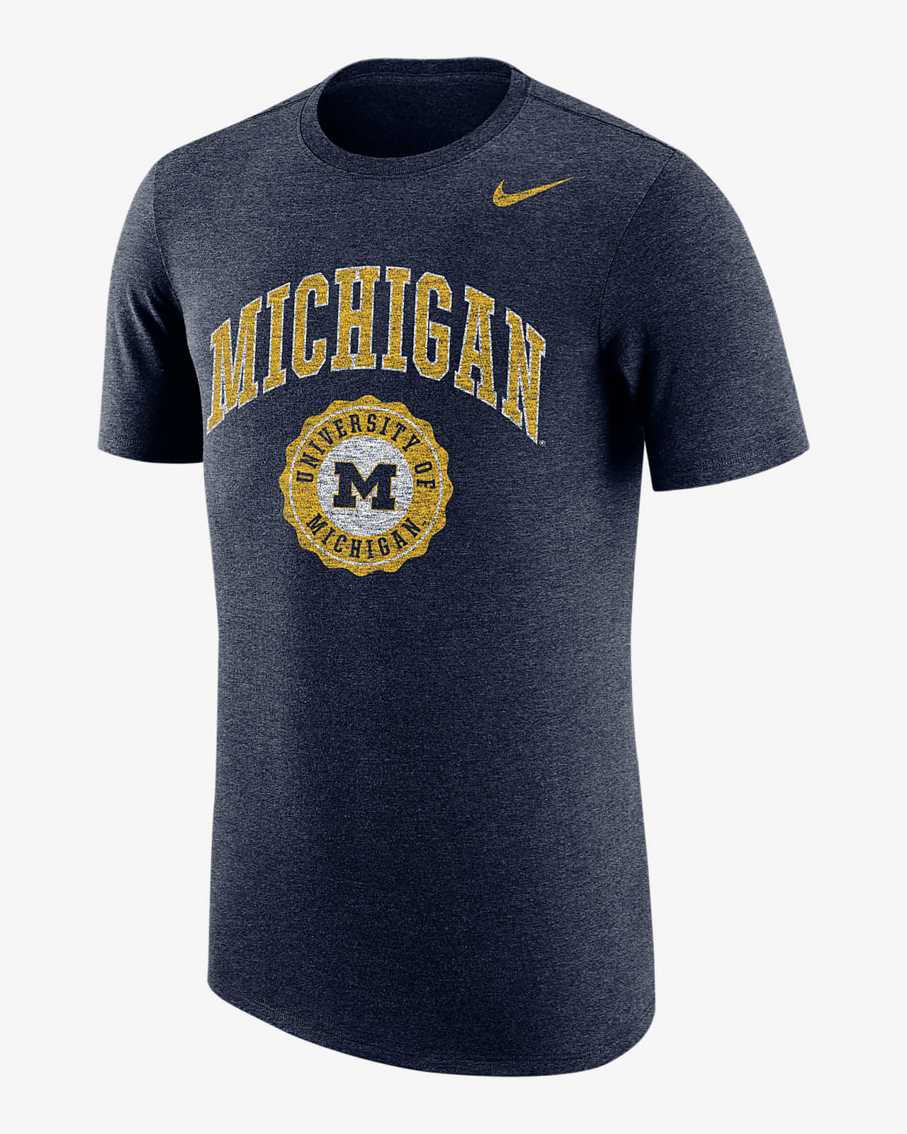 Nike College (Michigan) Men's T-Shirt