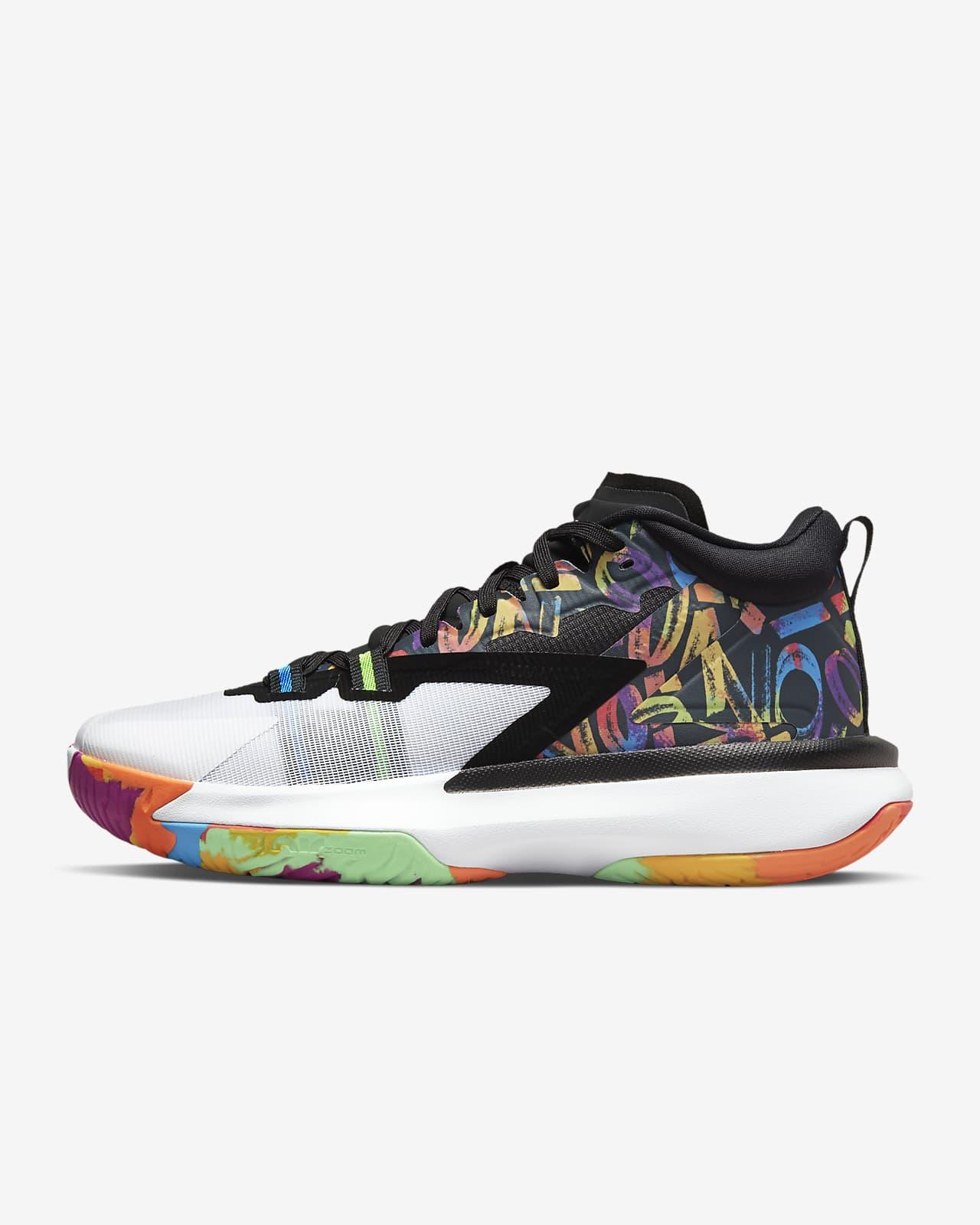 Баскетбольные кроссовки Zion 1