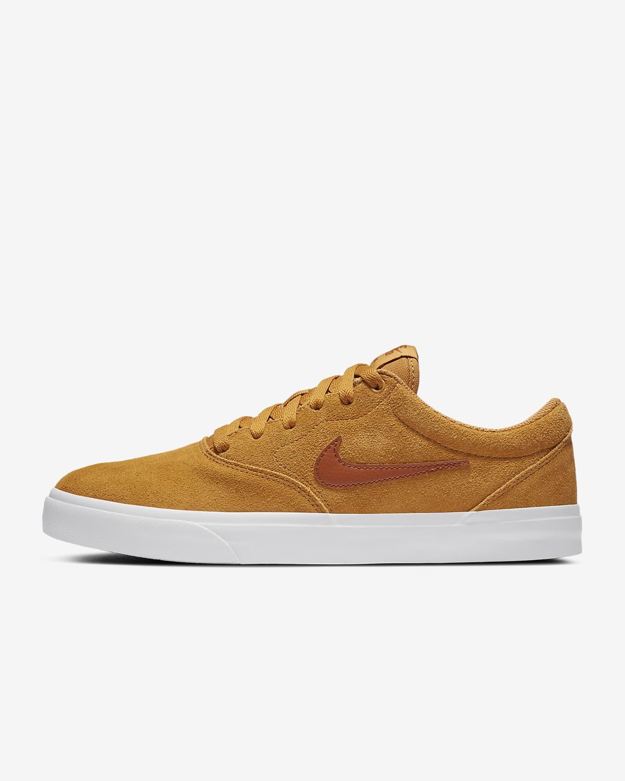 Calzado Skate de gamuza Nike SB Charge